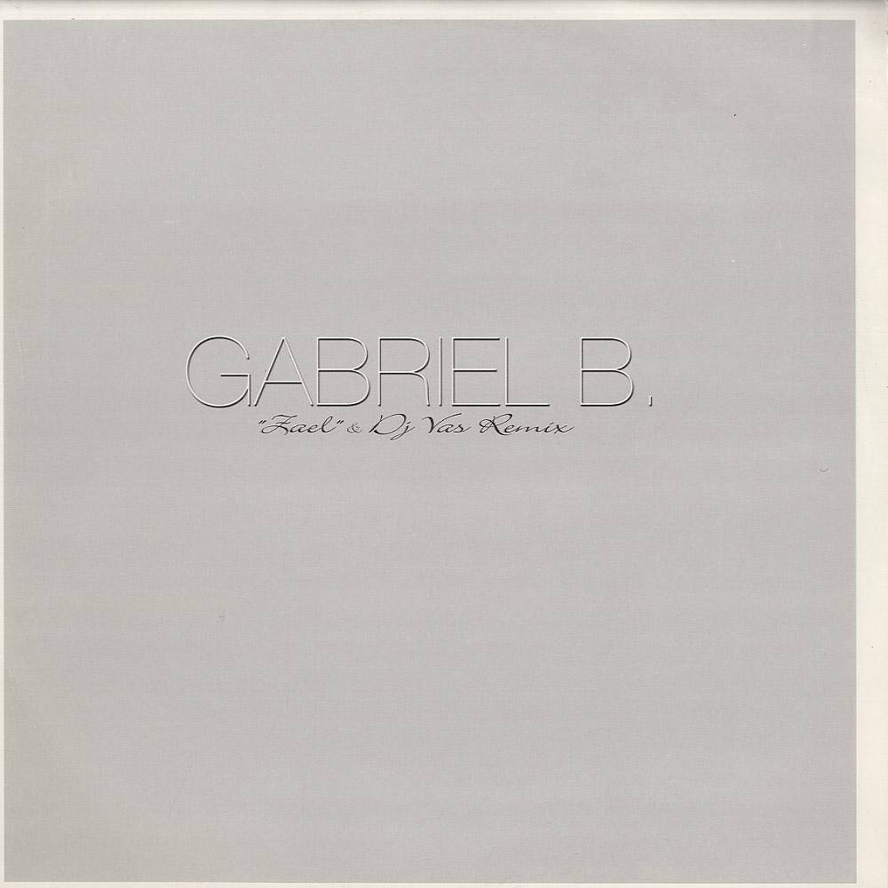 DJ Gabriel B - ZAEL