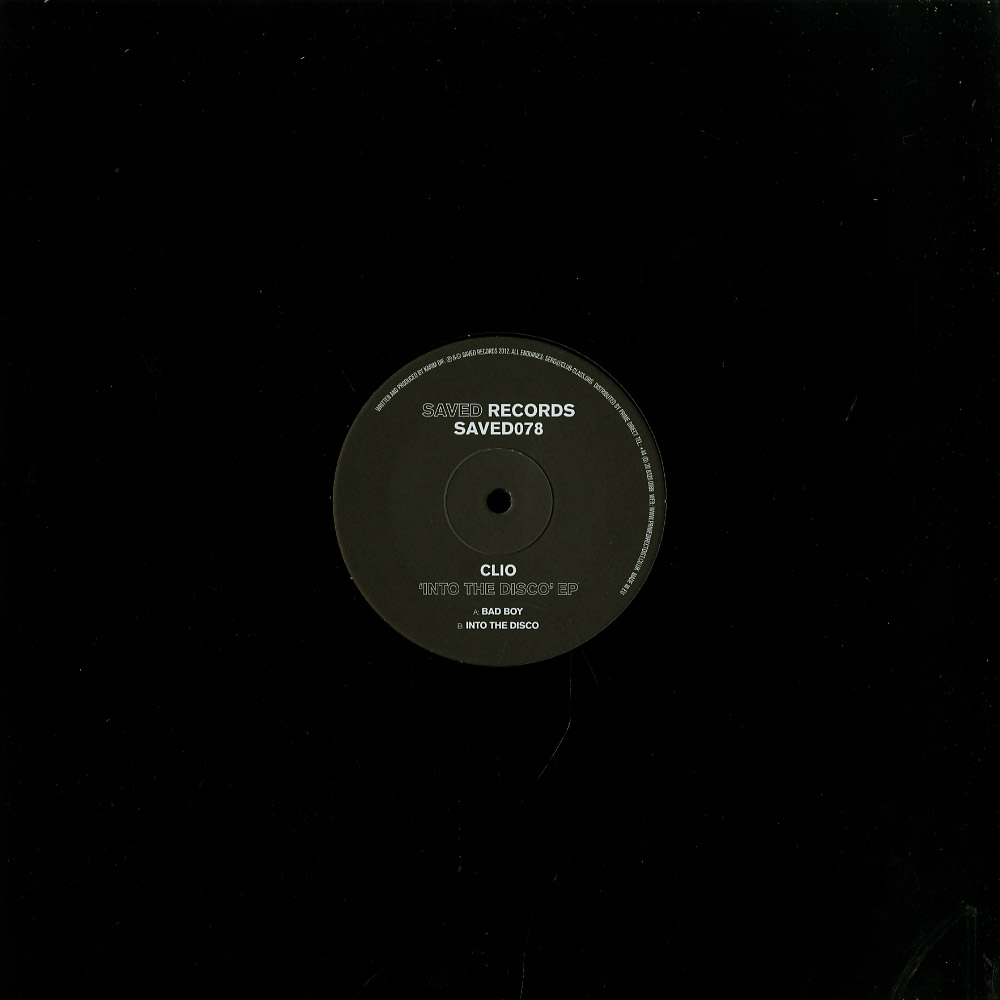 Clio - INTO THE DISCO EP
