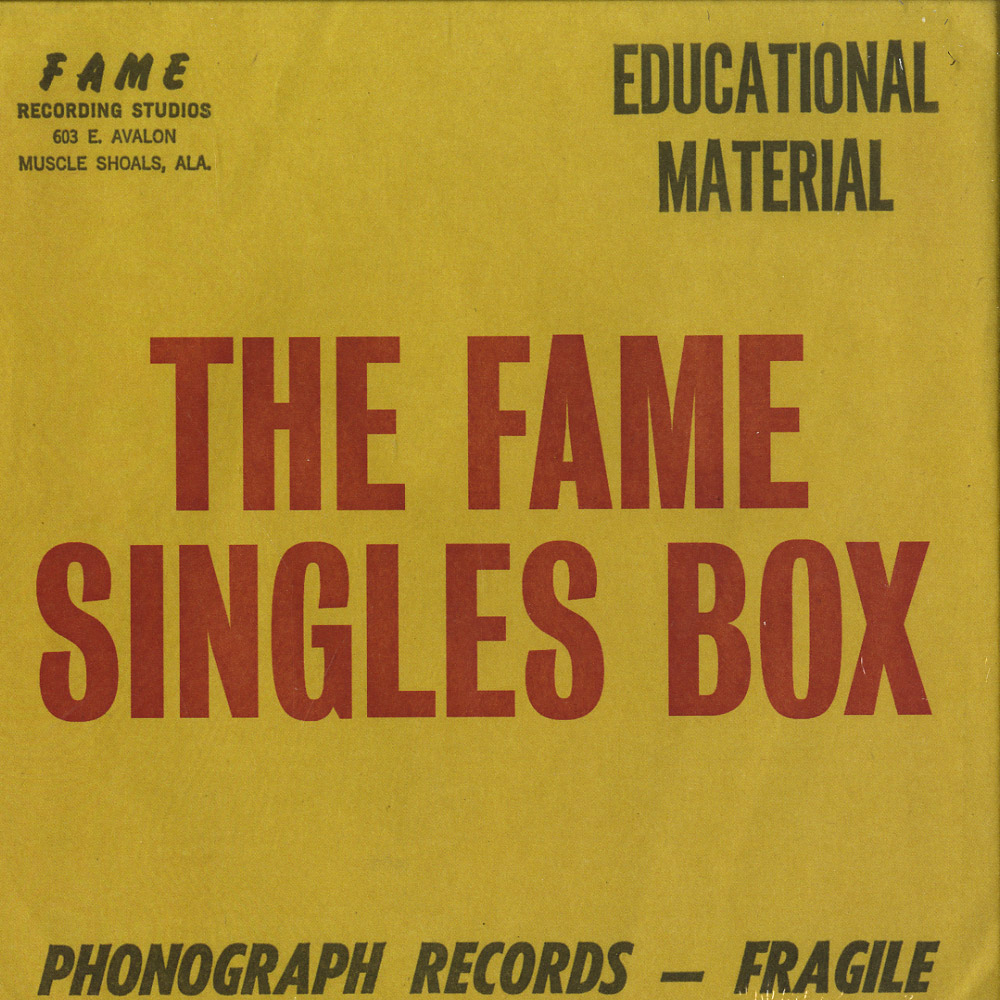 Various Artists - THE FAME SINGLES BOX