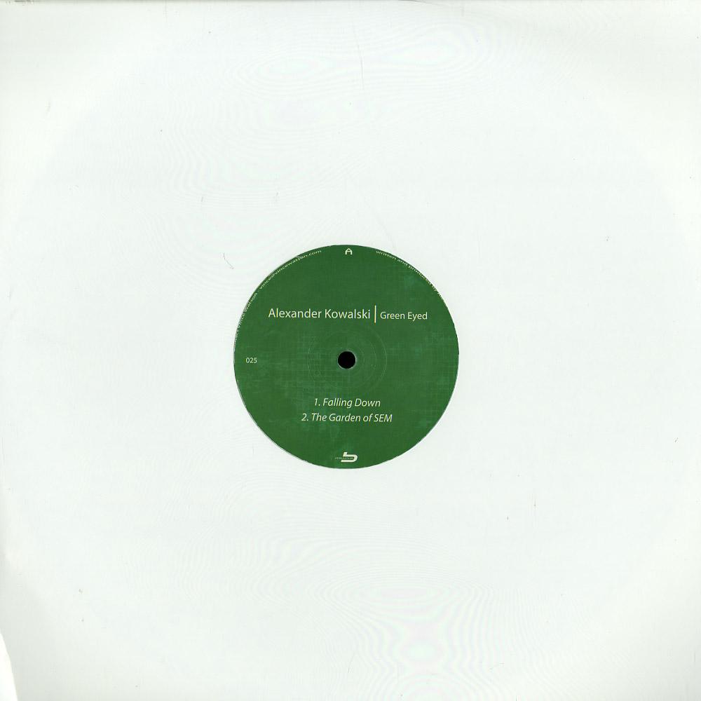 Alexander Kowalski - GREEN EYED