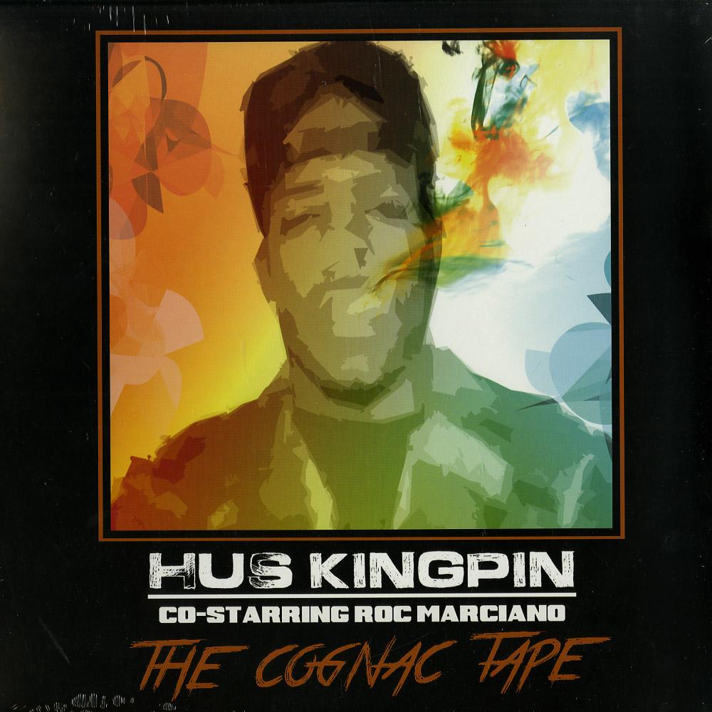 Hus Kingpin ft. Roc Marciano - THE COGNAC TAPE