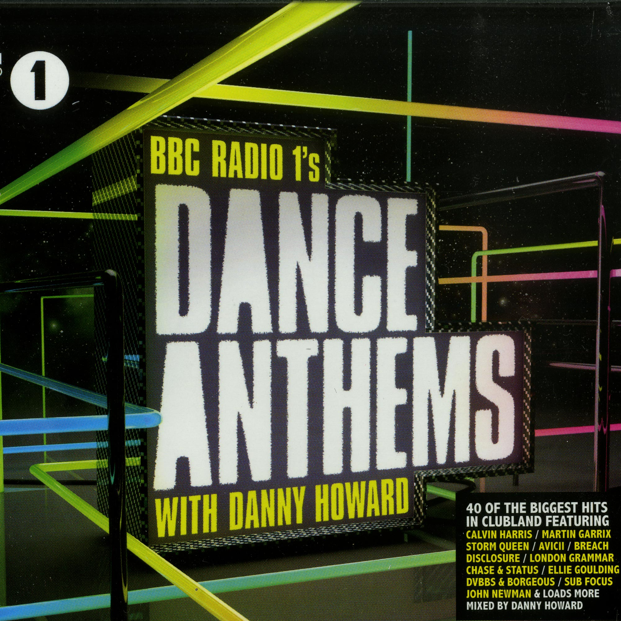 Various Artists / BBC Radio - DANCE ANTHEMS WITH DANNY HOWARD