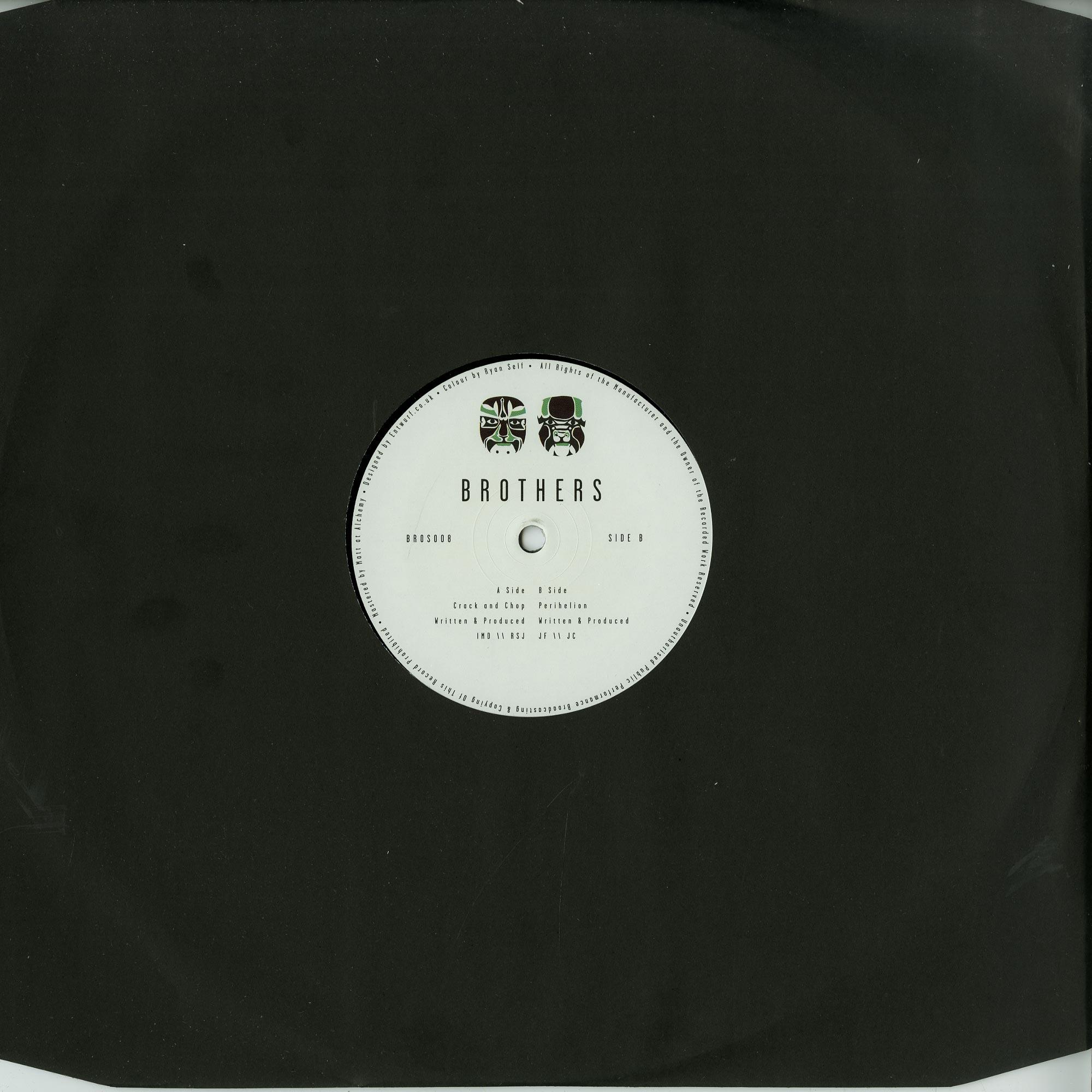 EOMAC, RORY ST JOHN & JOE FARR, WITCH - BROS008