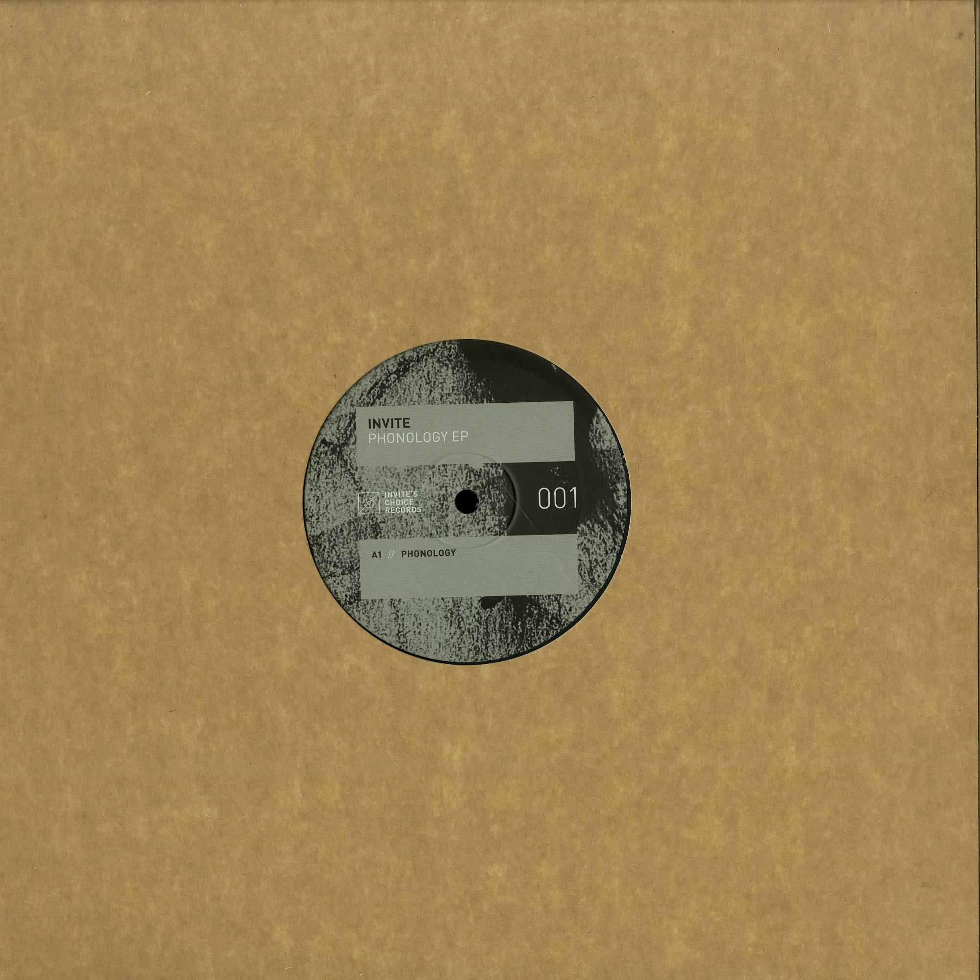Invite - PHONOLOGY EP