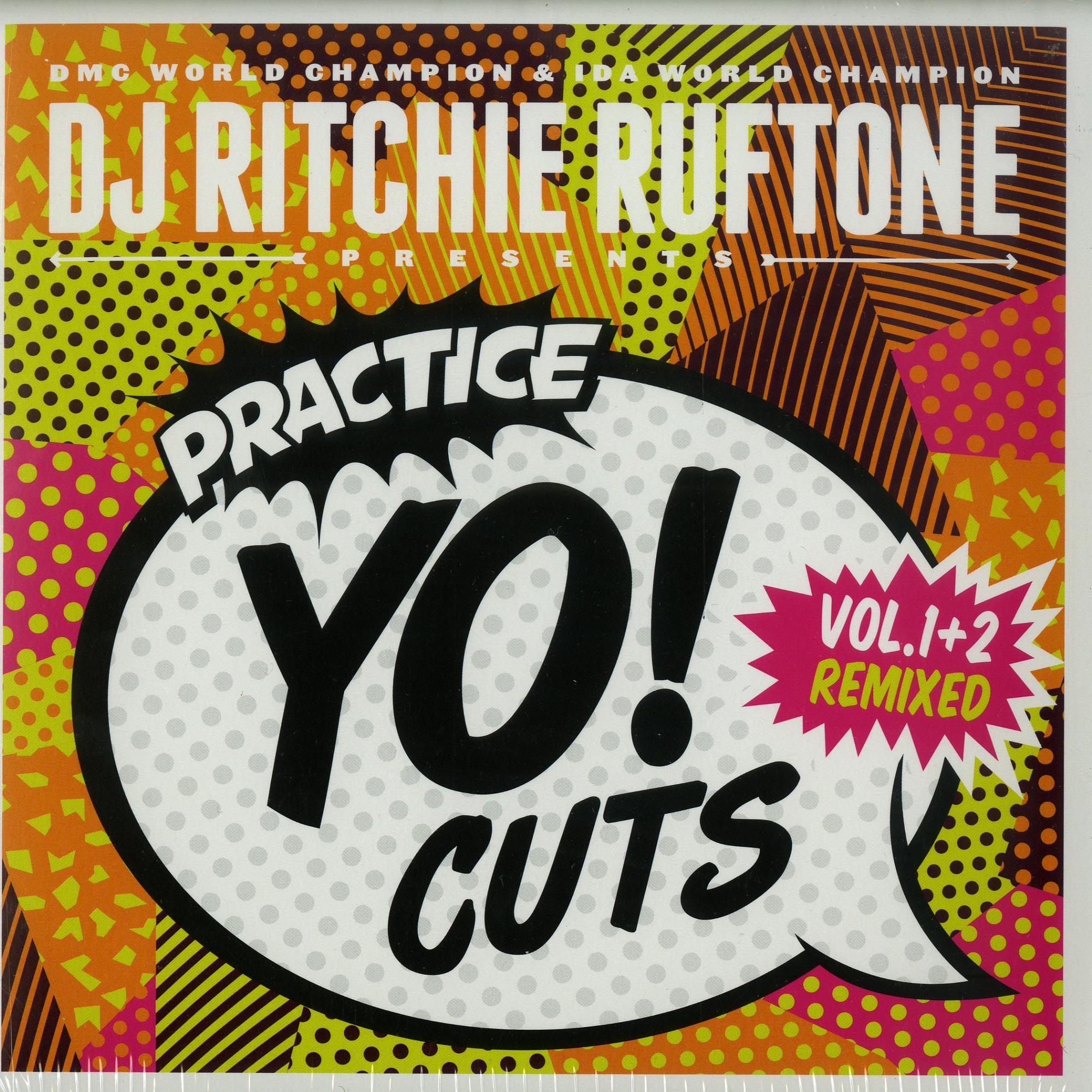 DJ Ritchie Ruftone - PRACTISE YO CUTS!