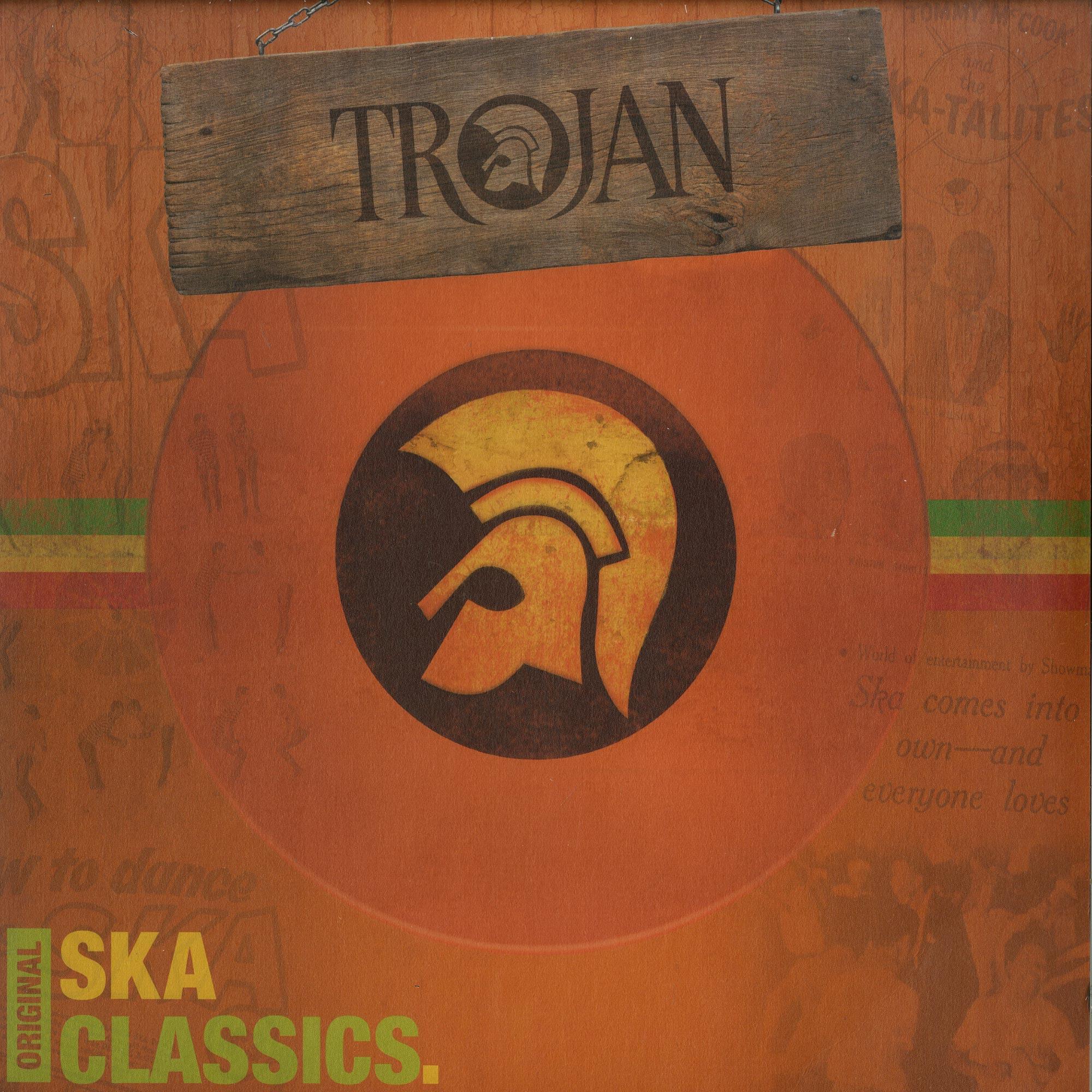 Various Artists - ORIGINAL SKA CLASSICS