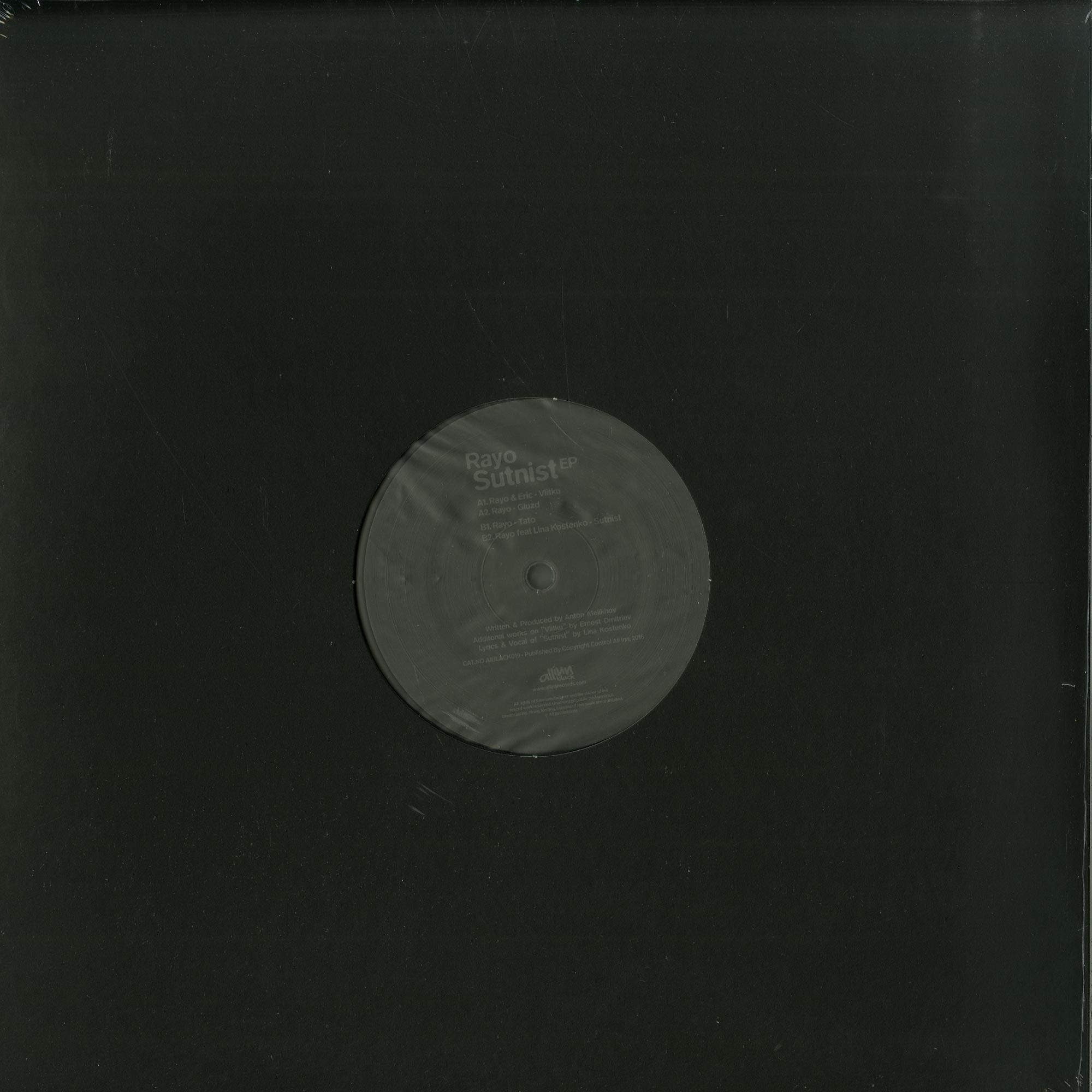 Rayo - SUTNIST EP