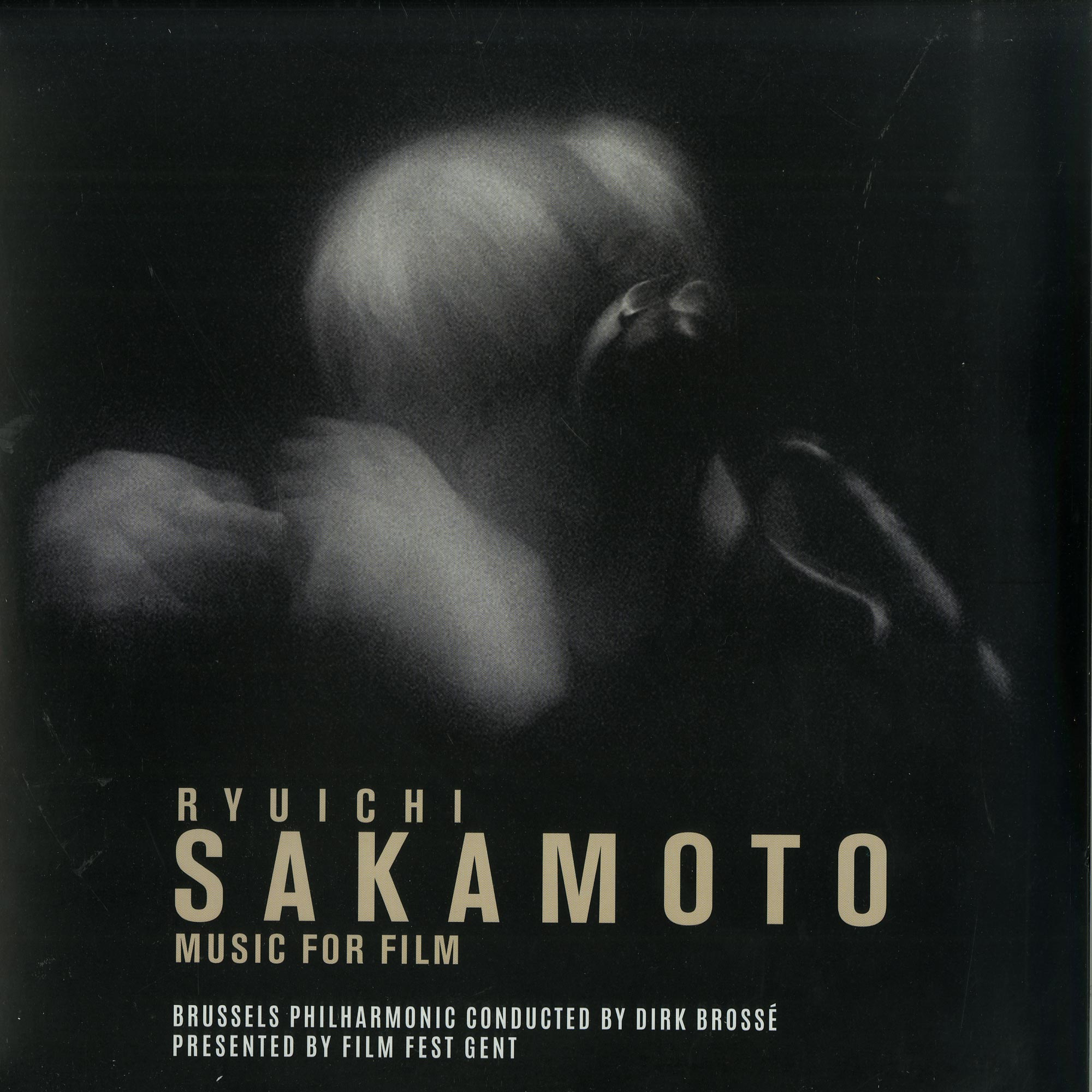 Brussels Philharmonic Conducted By Dirk Brosse - RYUICHI SAKAMOTO, MUSIC FOR FILM