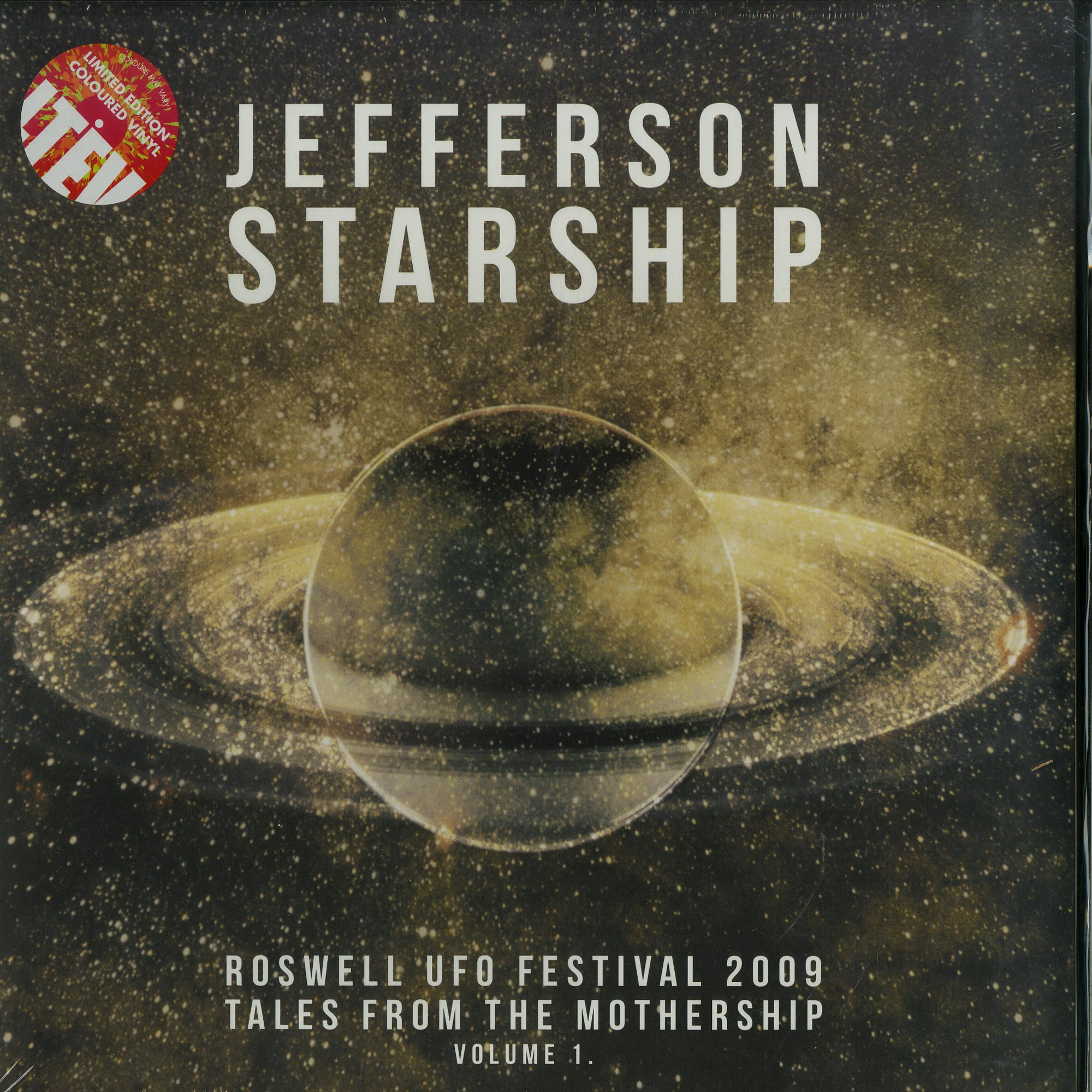 Jefferson Starship - ROSWELL UFO FESTIVAL 2009 - TALES FROM THE MOTHERSHIP VOLUME 1