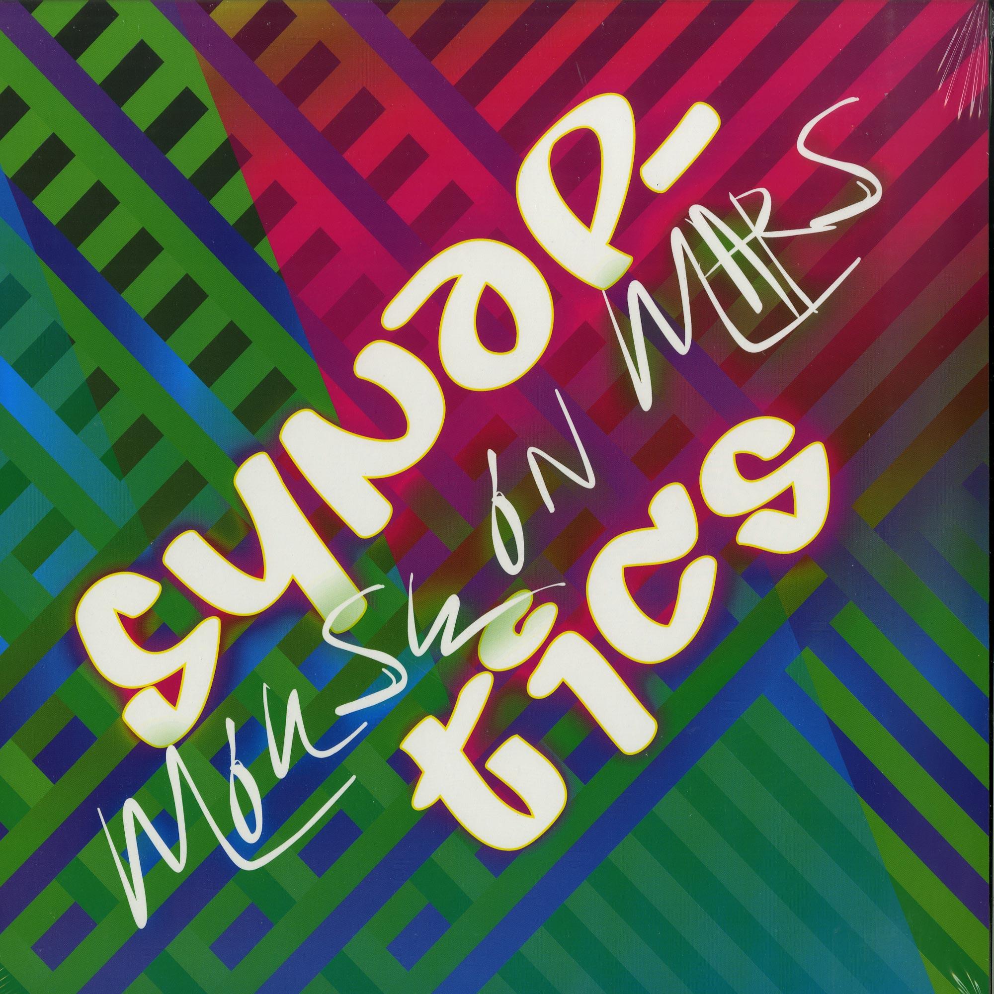 Mouse on Mars - SYNAPTICS EP