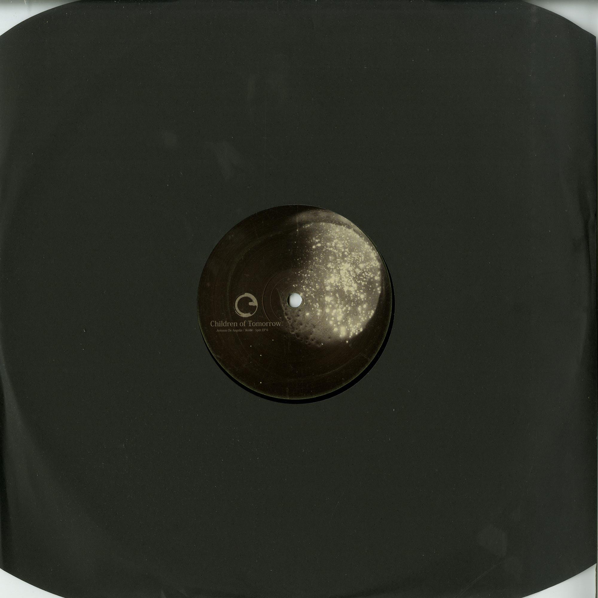 Antonio De Angelis / Kolde - SPLIT EP 6