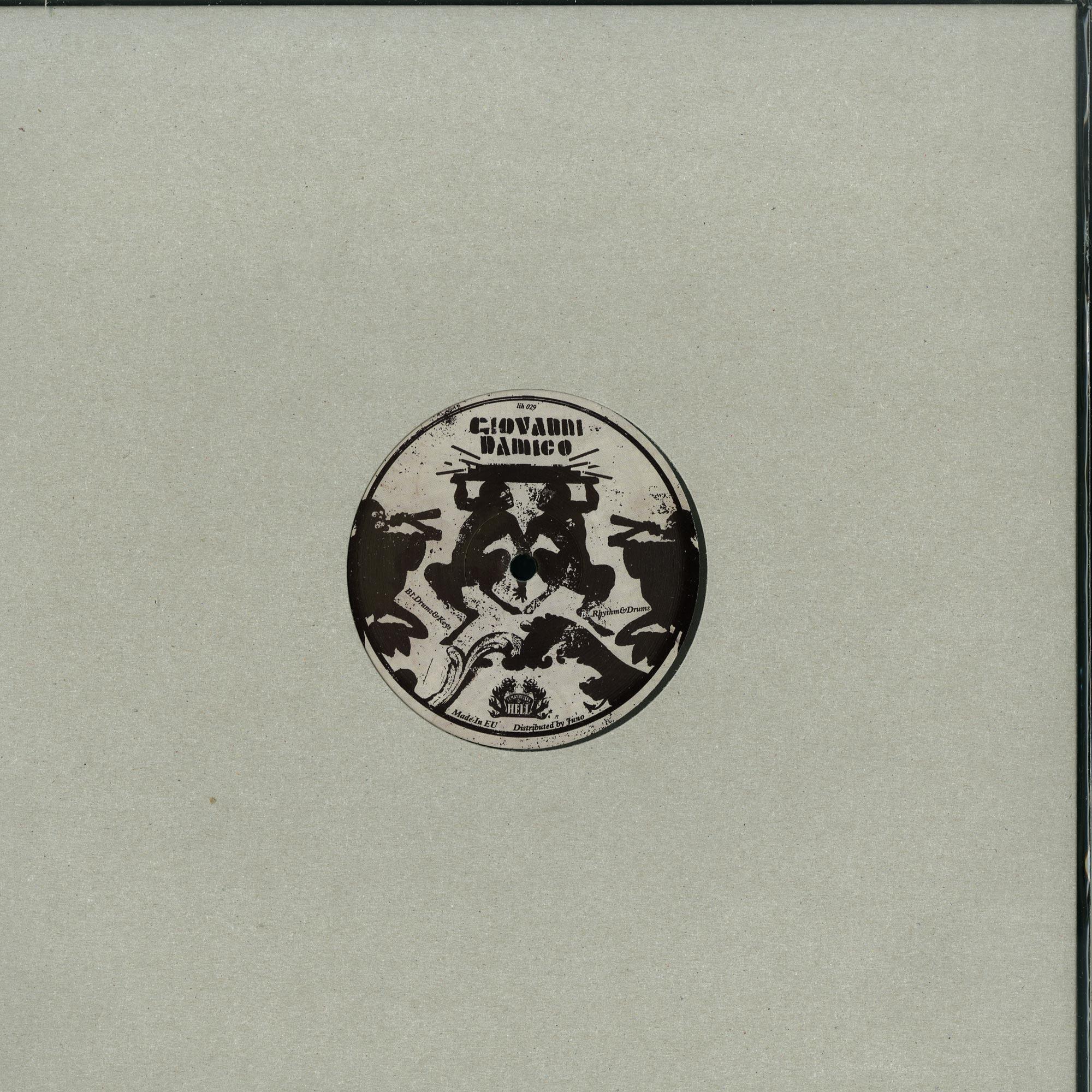 Giovanni Damico - THE ESSENTIAL EP