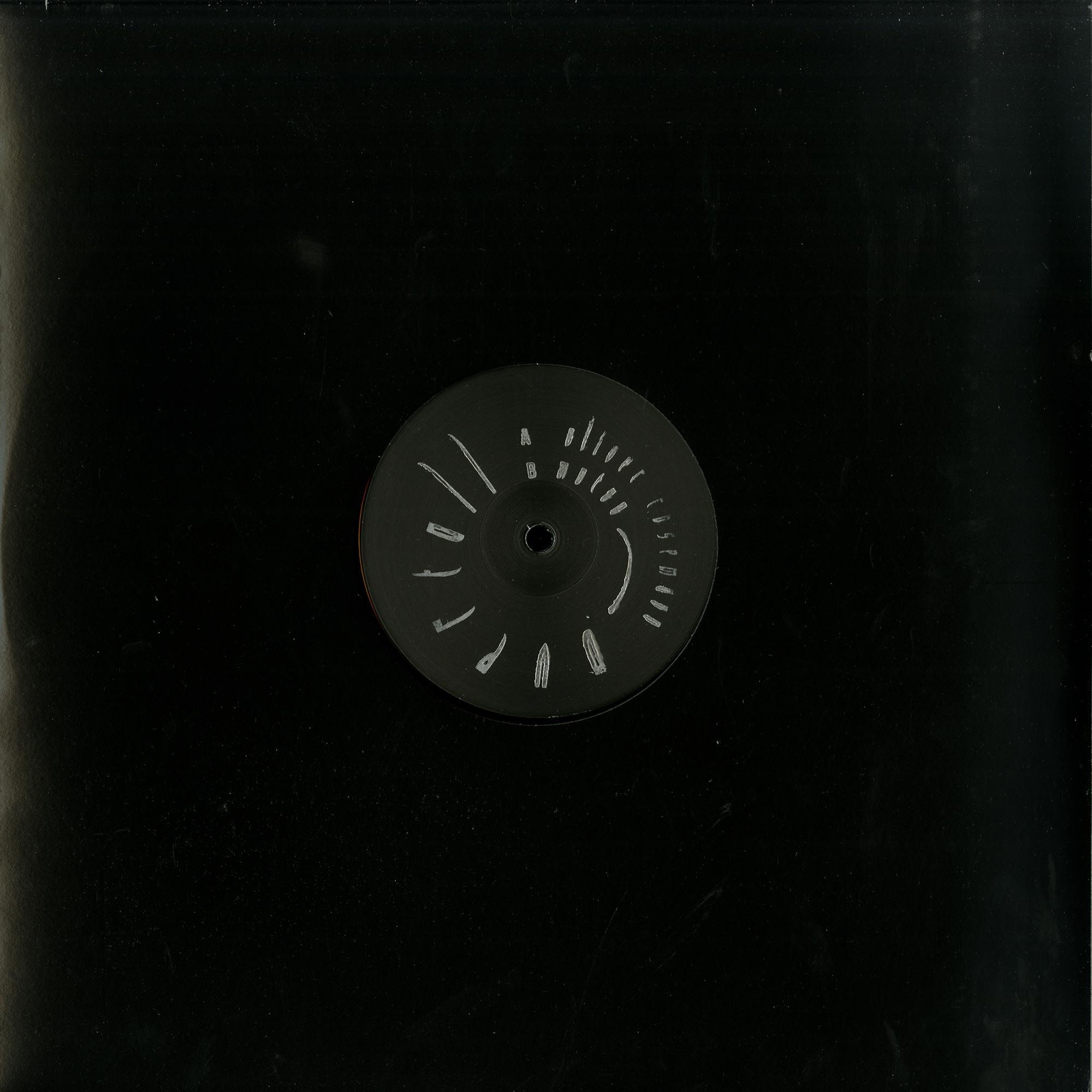 Oliver Rosemann / Moton - OVERTALL EP