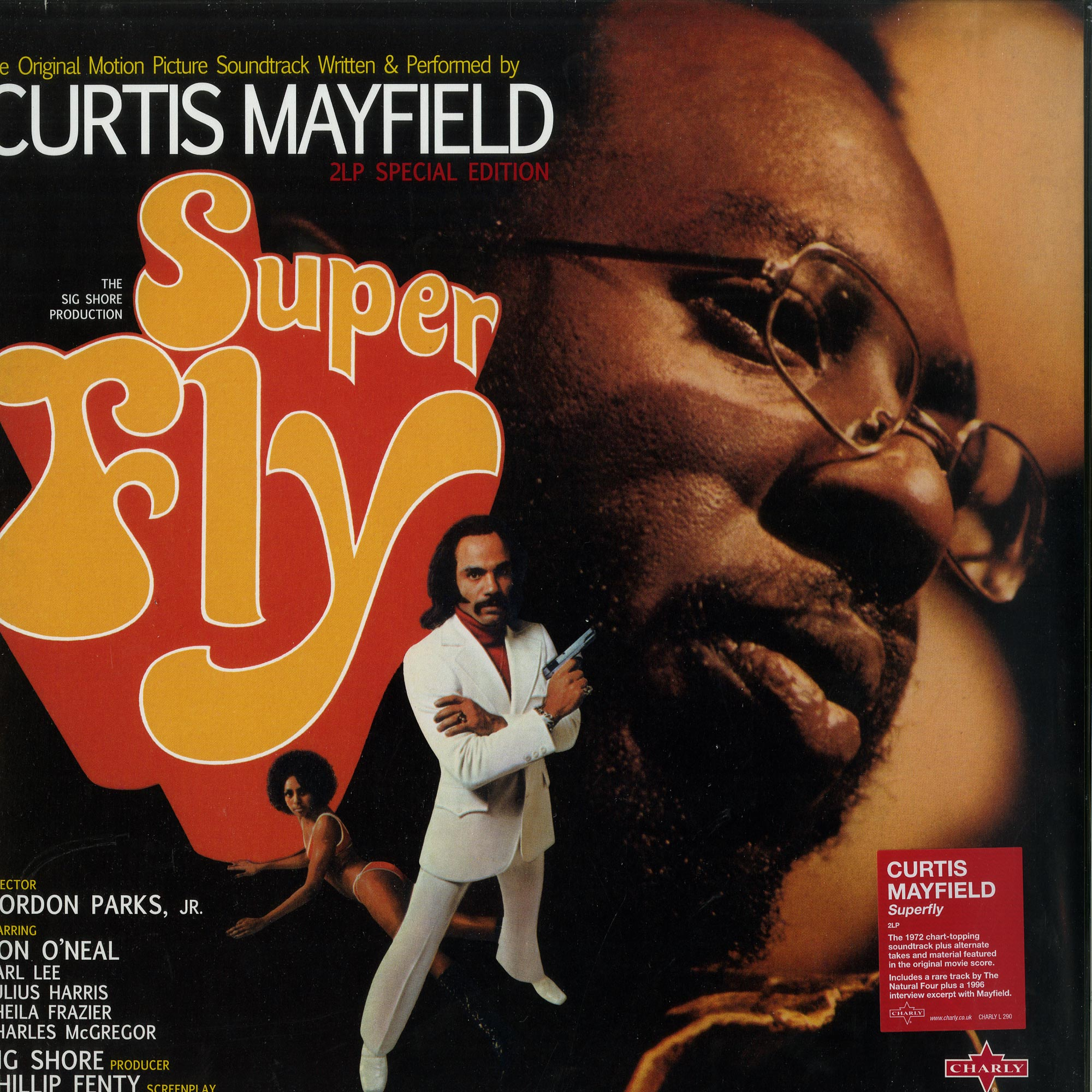 Curtis Mayfield - SUPERFLY O.S.T.