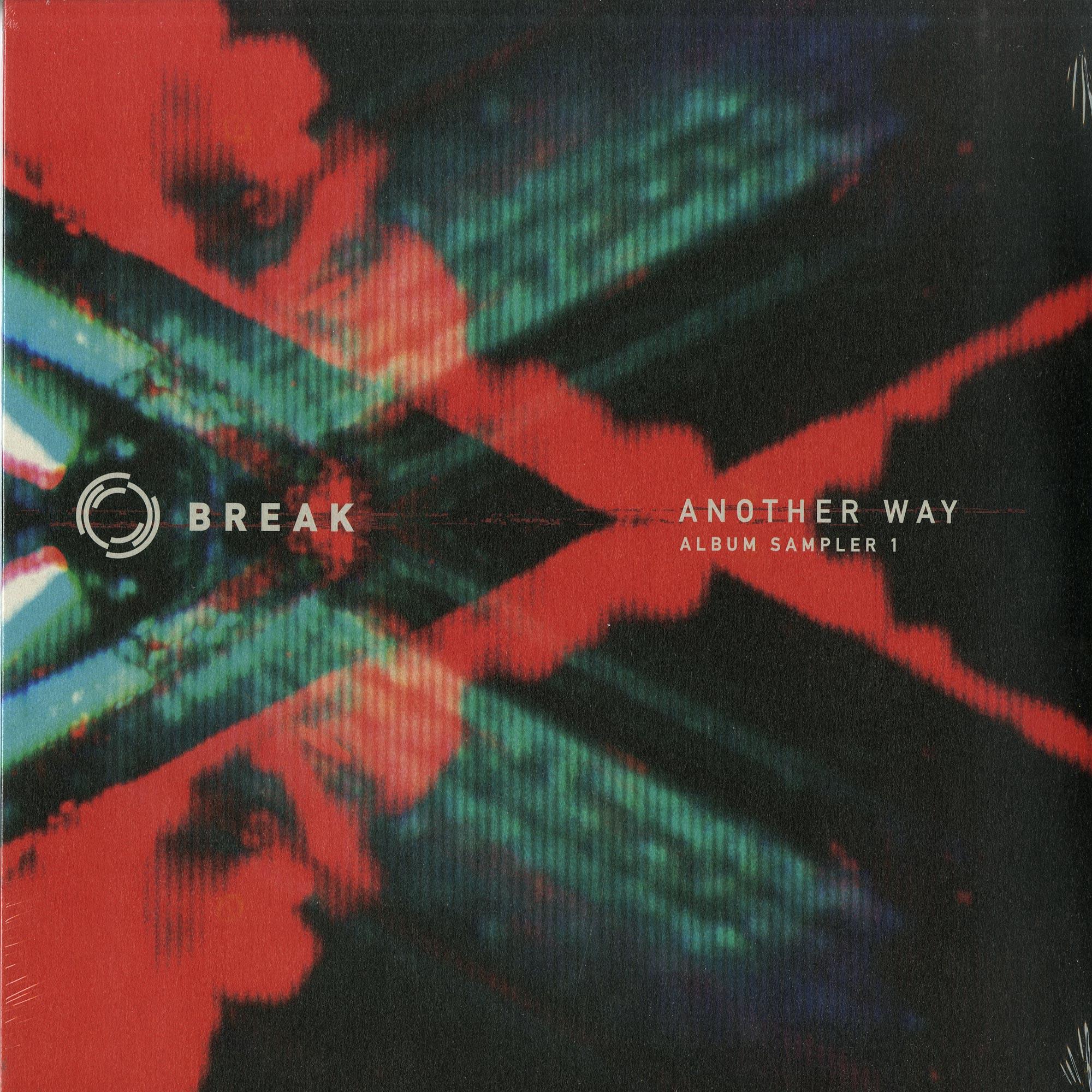 Break - KEEPIN IT RAW / HIP PUNCH