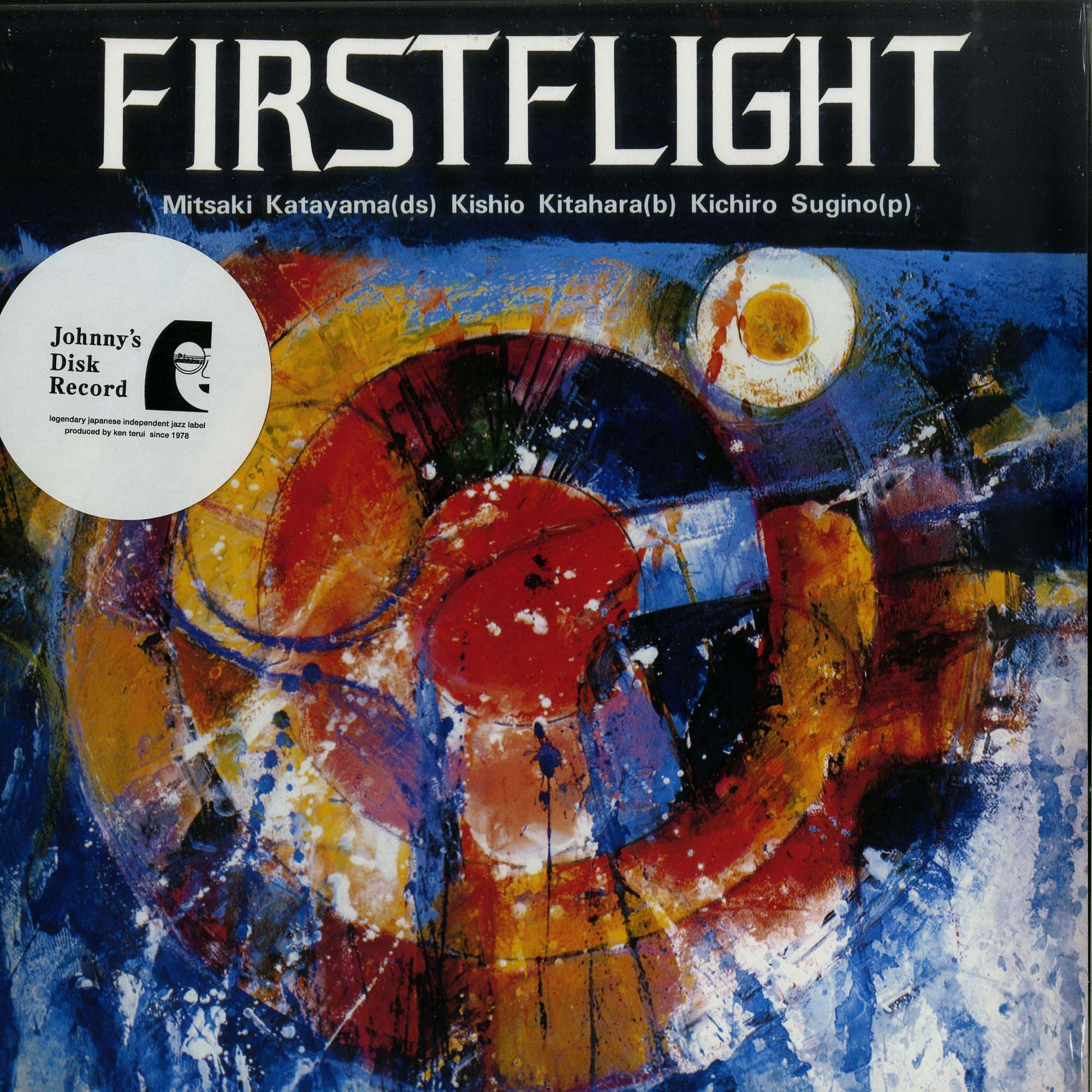 Mitsuaki Katayama Trio - FIRST FLIGHT