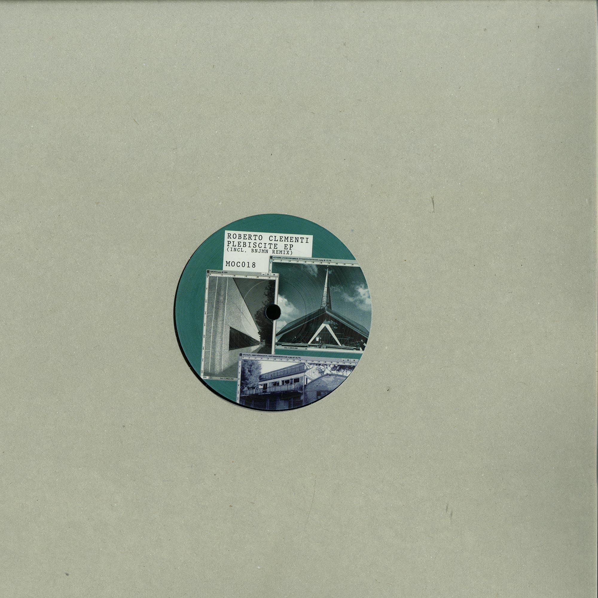 Roberto Clementi - PLEBISCITE EP