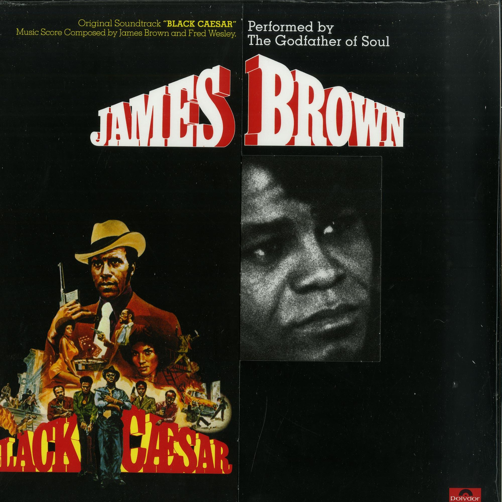 James Brown - BLACK CAESAR O.S.T.