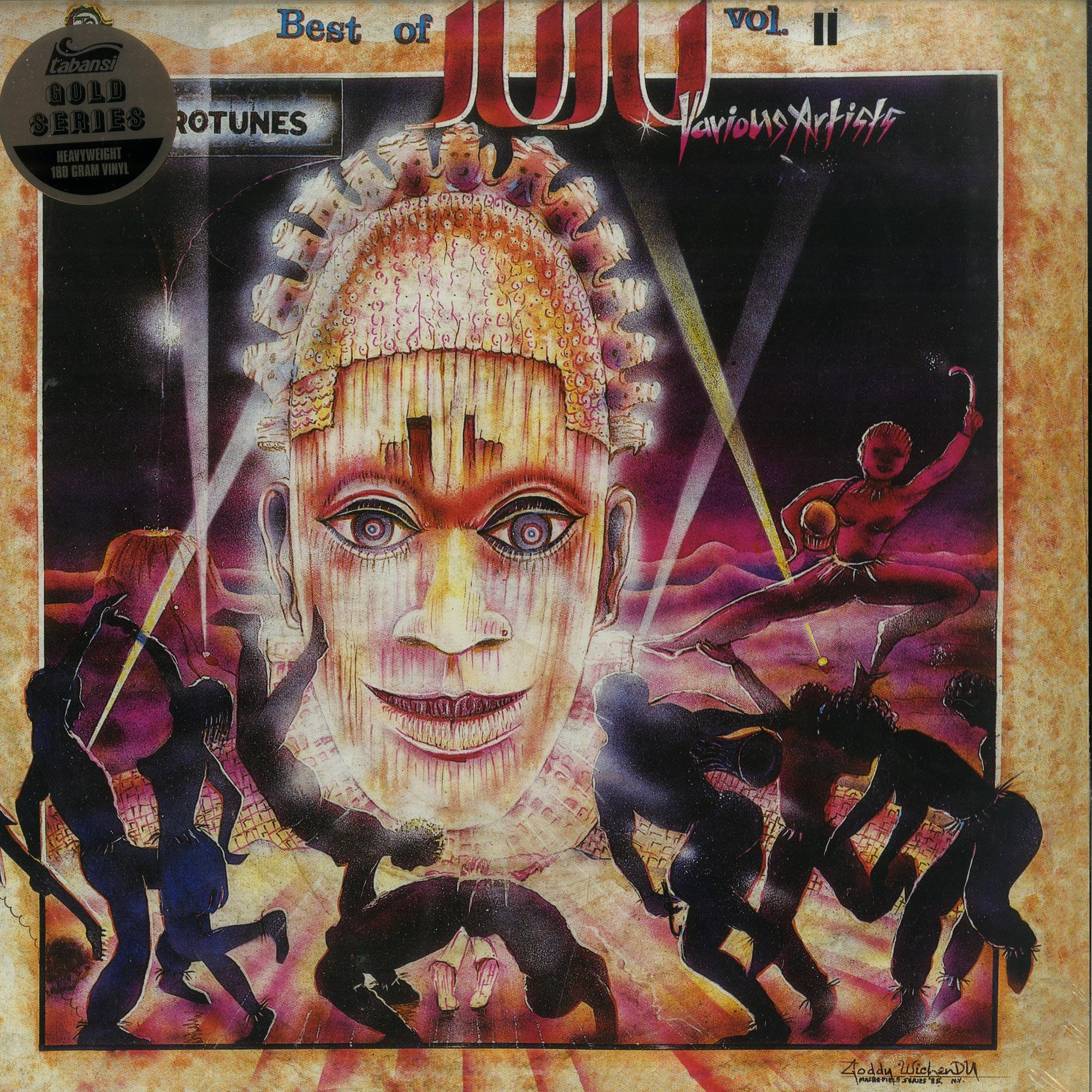 Ojo Balingo - AFROTUNES - BEST OF JUJU VOL. II