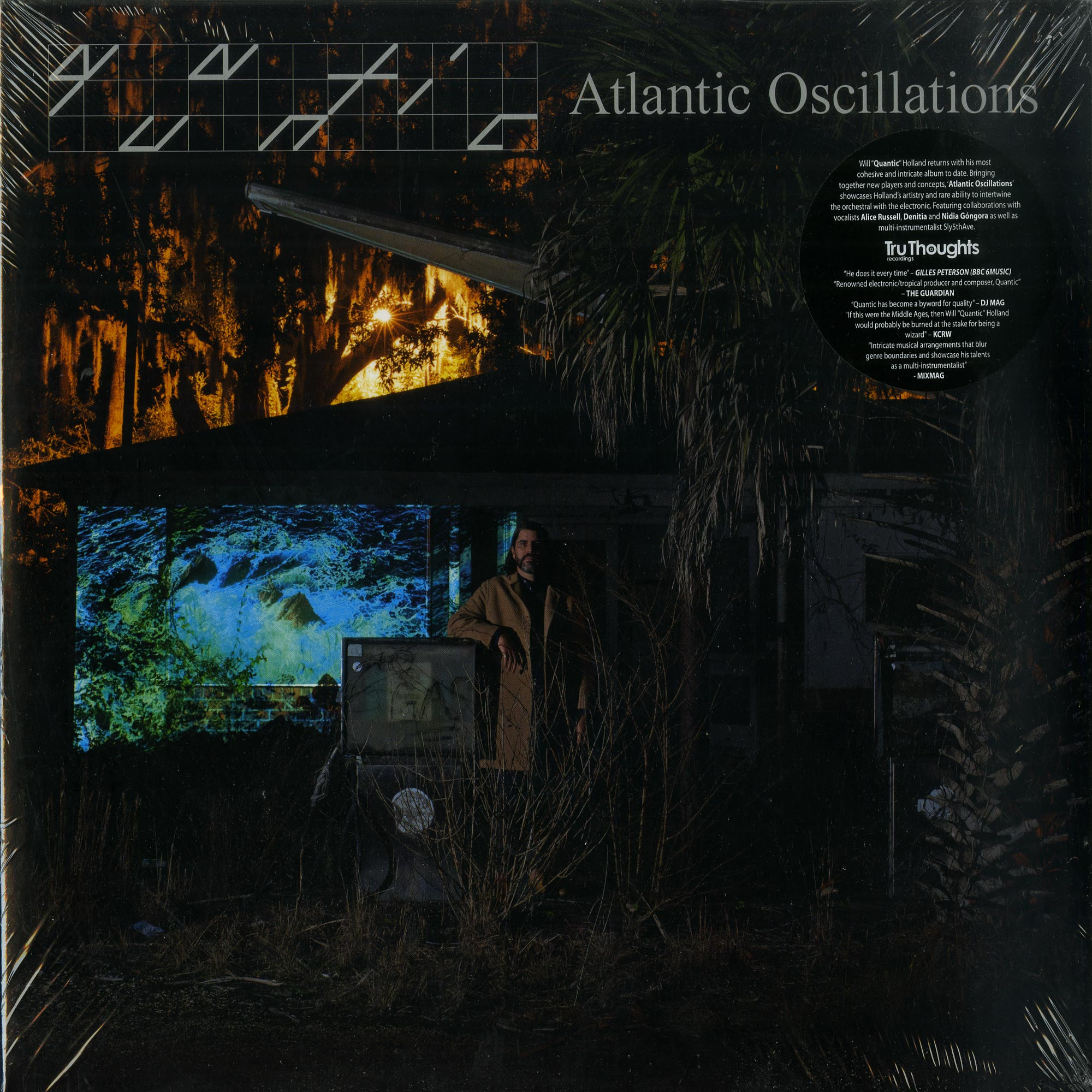 Quantic - ATLANTIC OSCILLATIONS