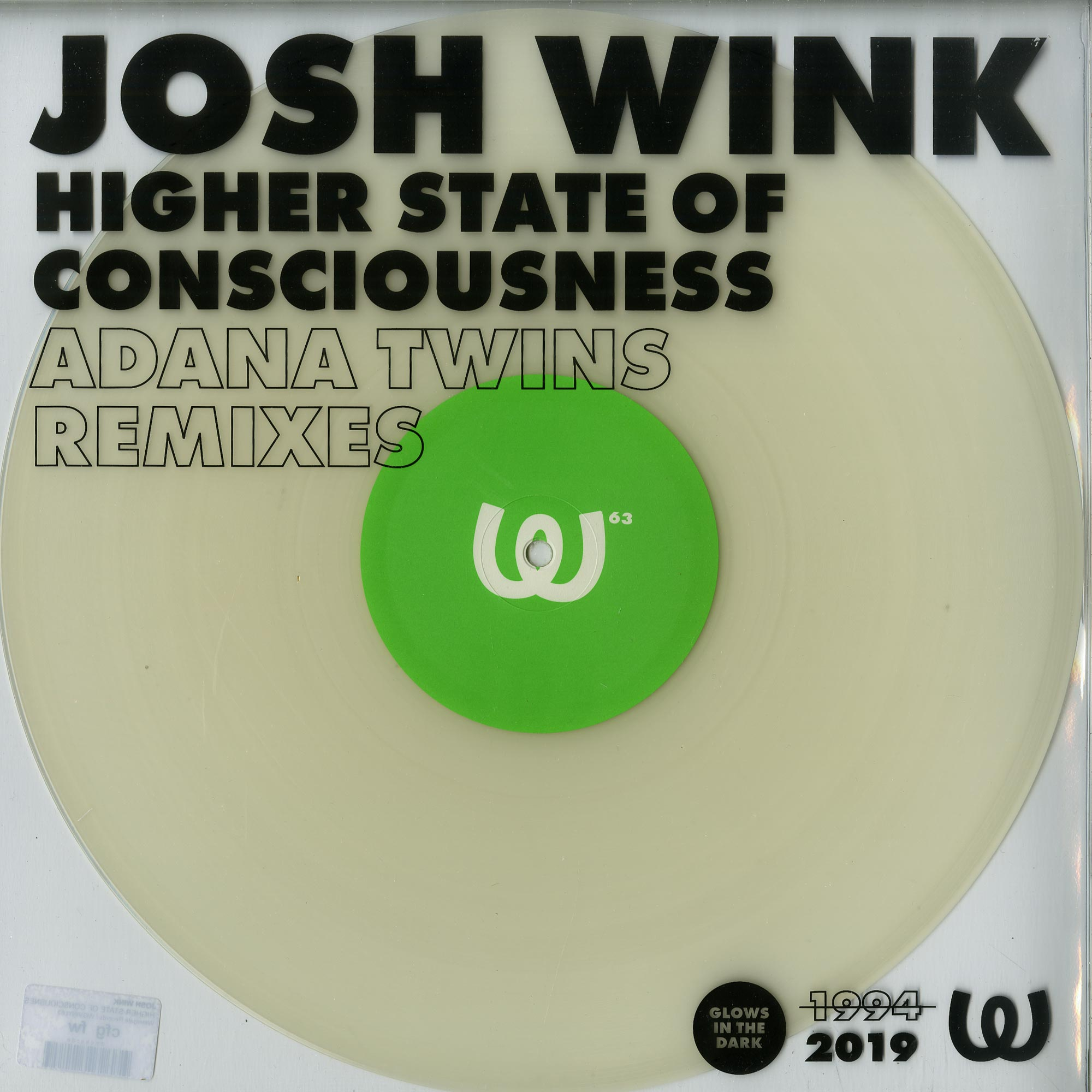 Josh Wink - HIGHER STATE OF CONSCIOUSNESS