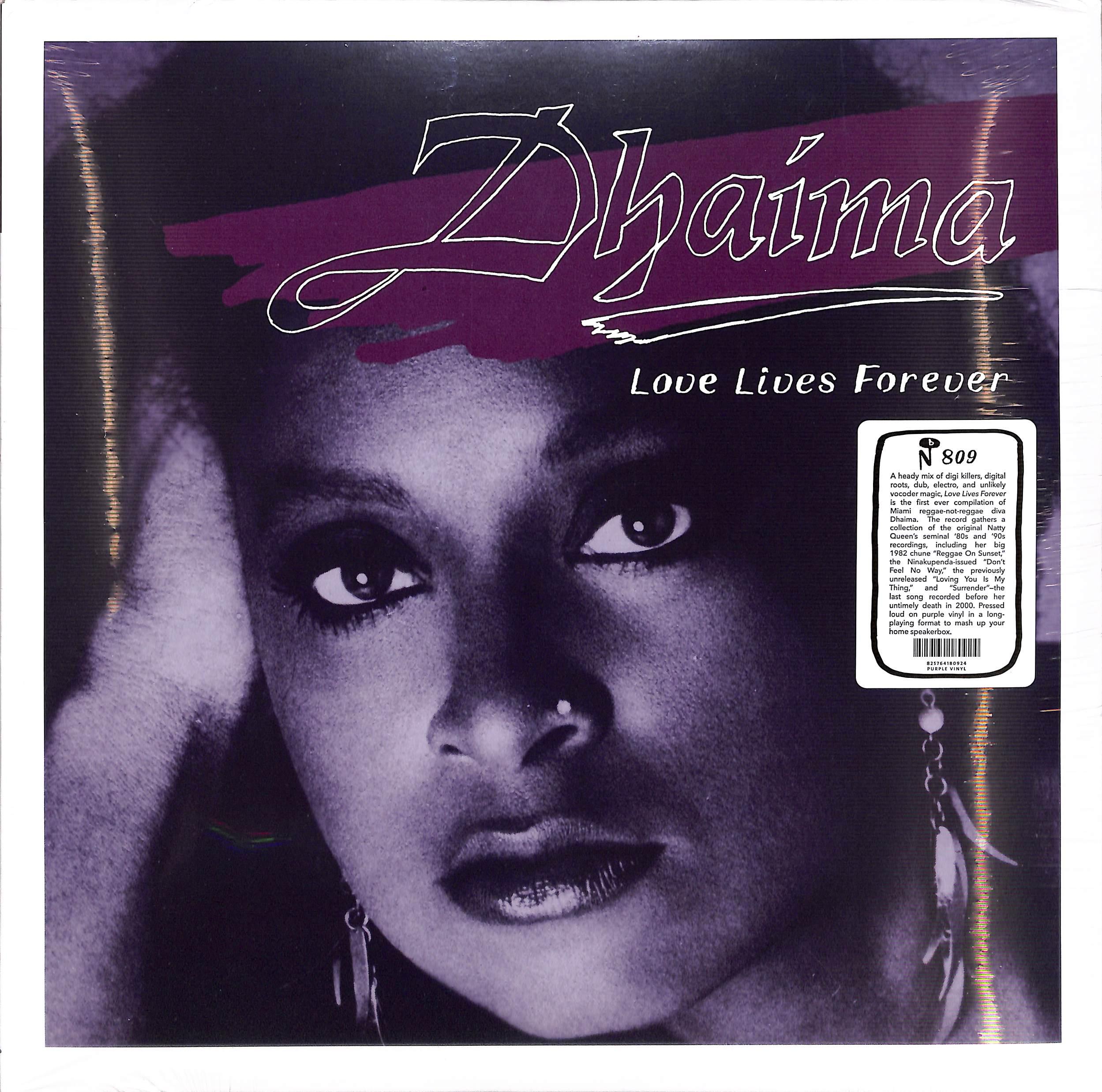 Dhaima - LOVE LIVES FOREVER