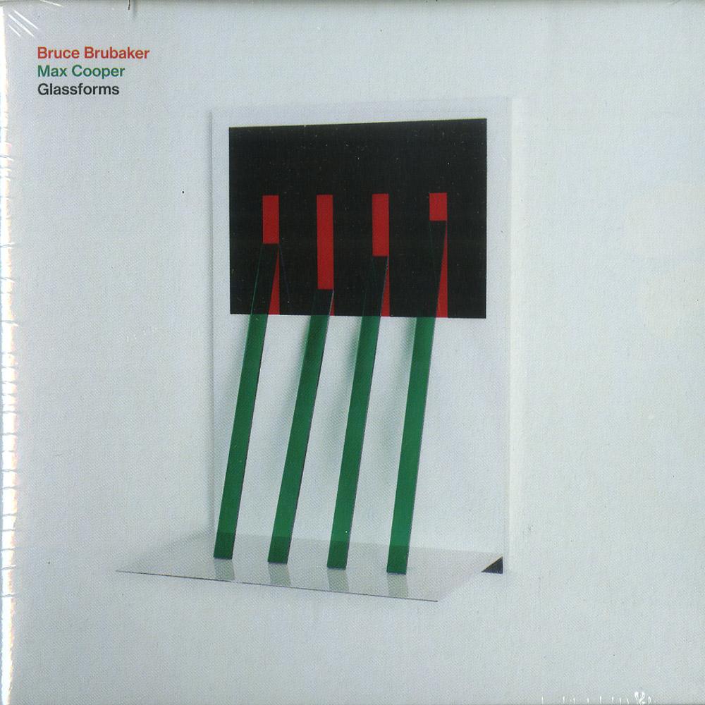 Bruce Brubaker & Max Cooper - GLASSFORMS