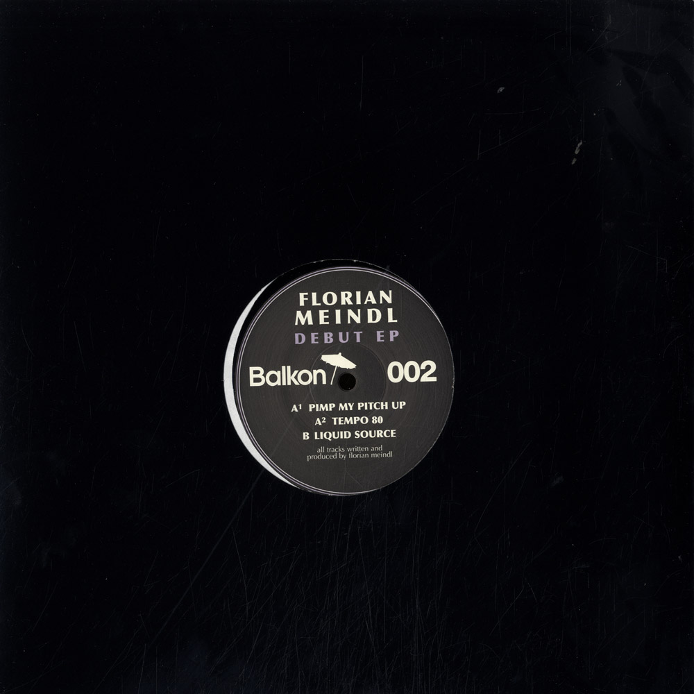 Florian Meindl - DEBUT EP