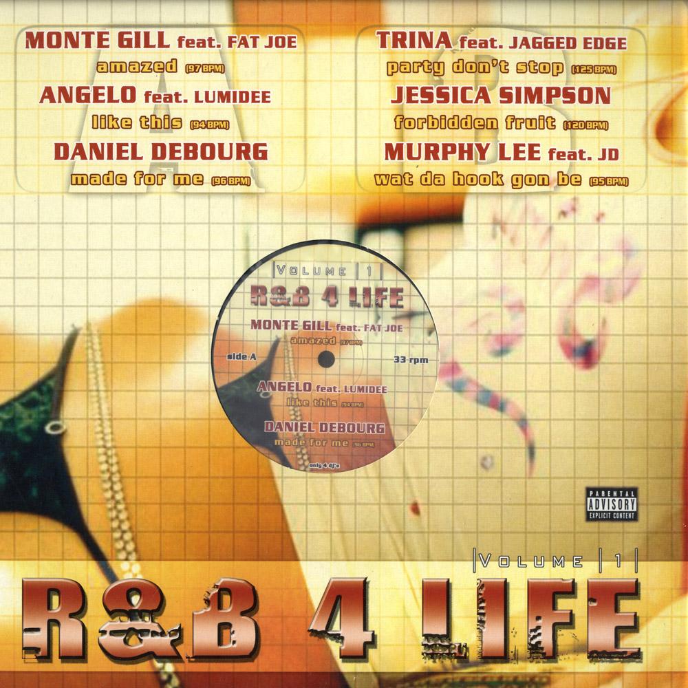 Various Artists - R&B 4 LIFE VOL. 1