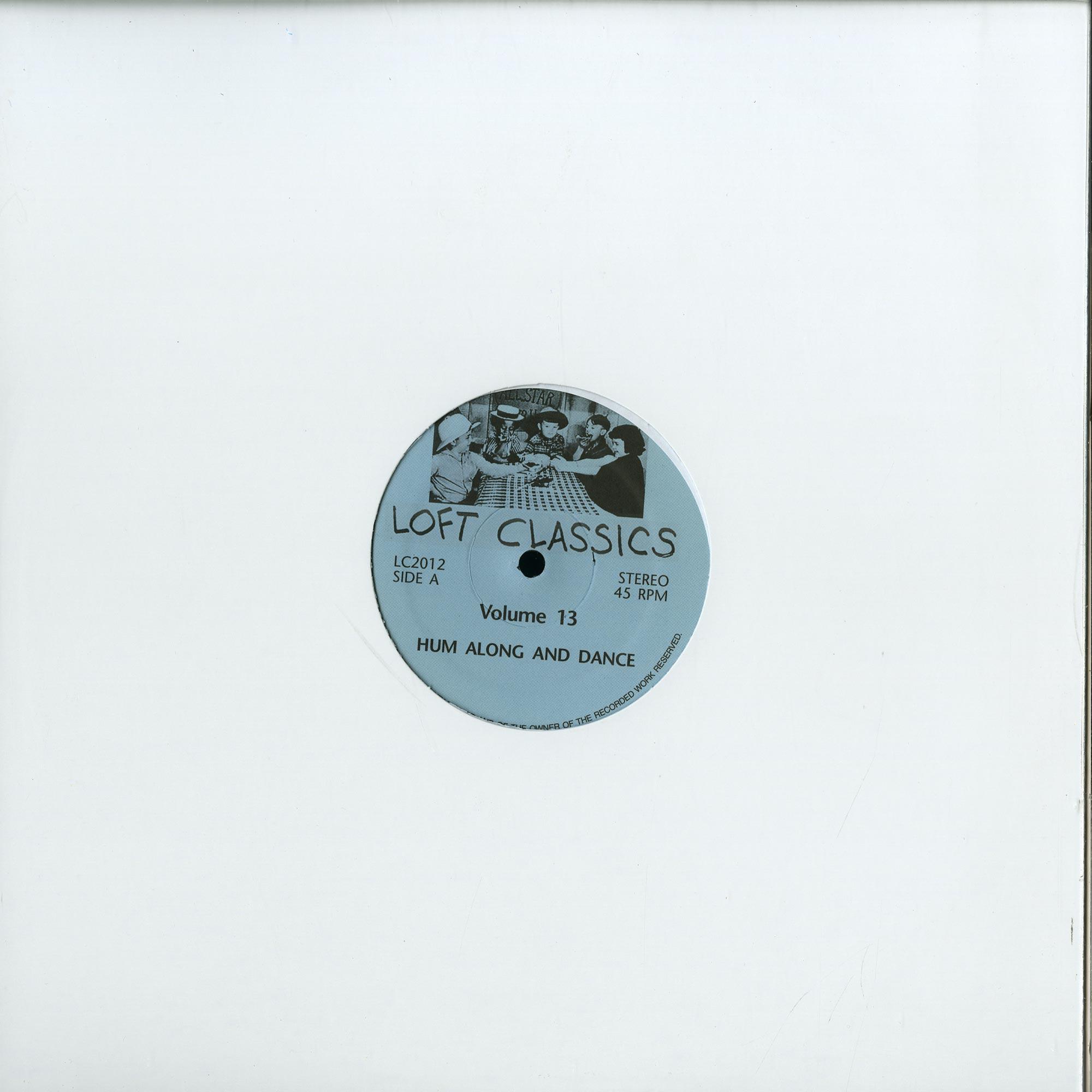 Various Artists - LOFT CLASSICS VOL 13
