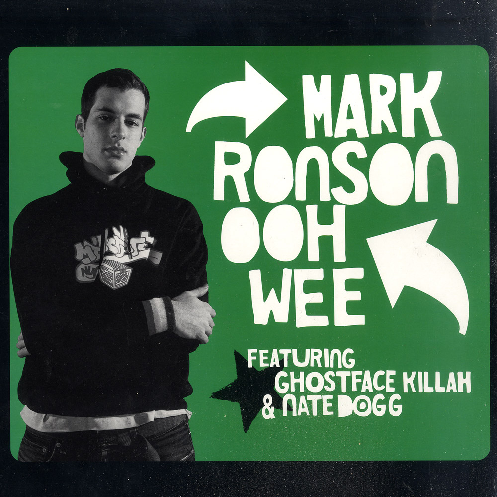 Mark Ronson feat Ghostface Killah & Nate Dogg - OOH WEE