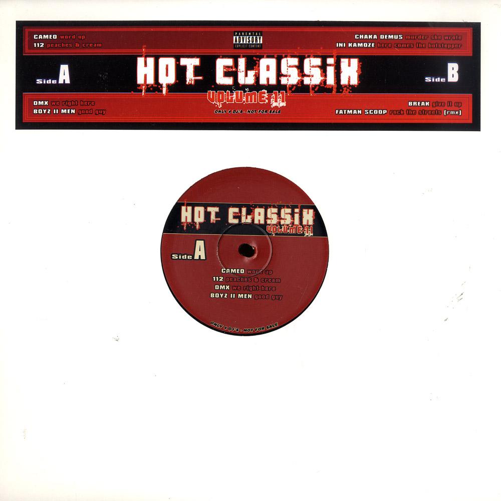 Various Artists - HOT CLASSIX VOL. 11
