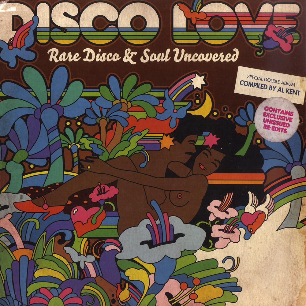 Various Artists - DISCO LOVE