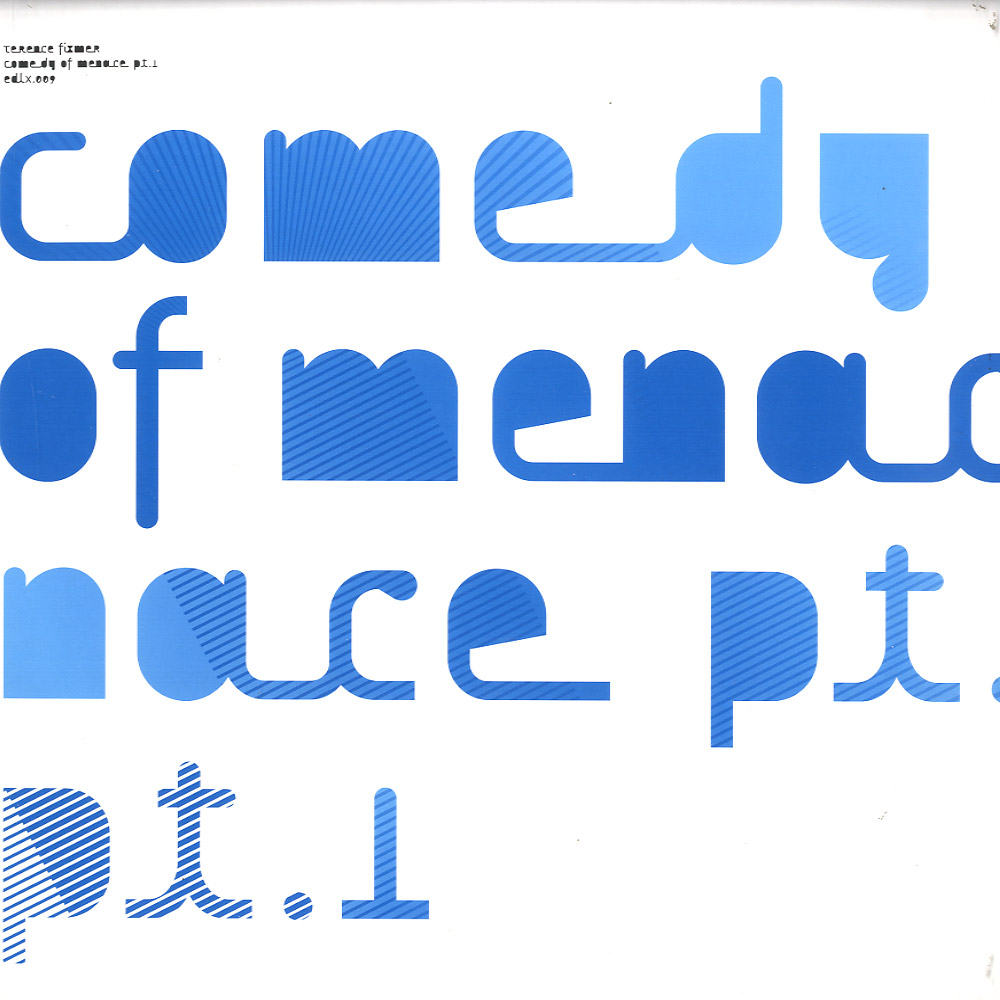 Terence Fixmer - COMEDY OF MENACE PART 1