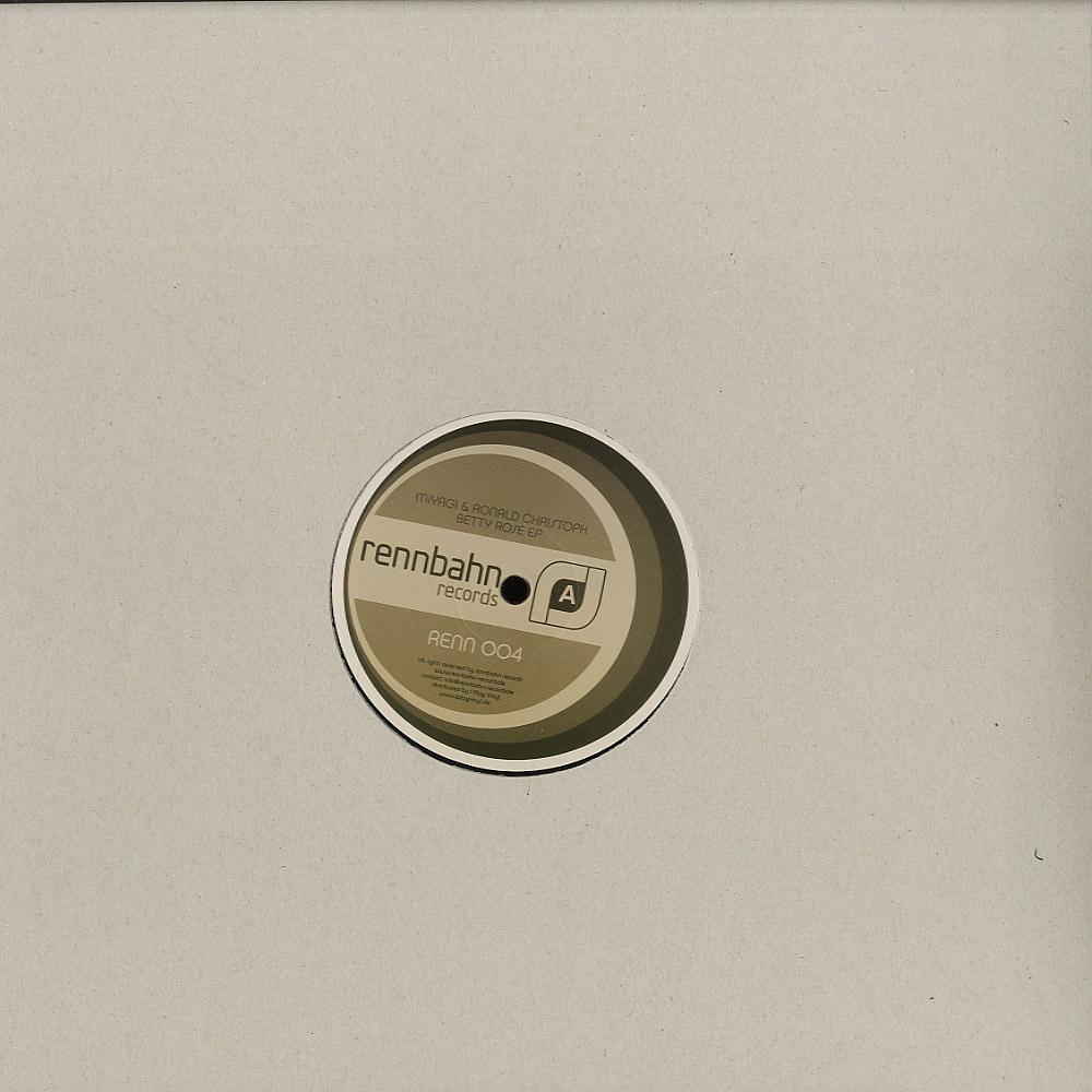 Miyagi & Ronald Christoph - BETTY ROSE EP