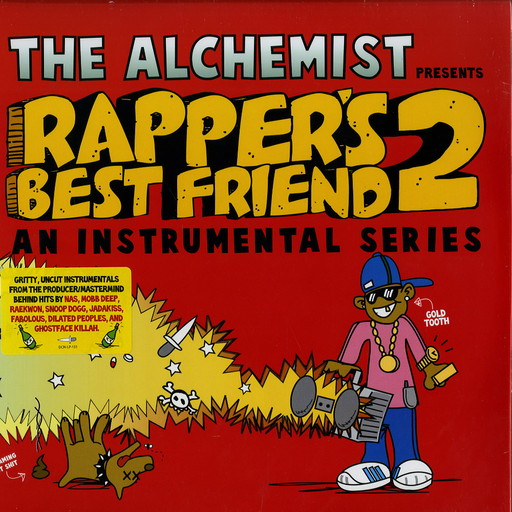 The Alchemist - RAPPERS BEST FRIEND VOL. 2