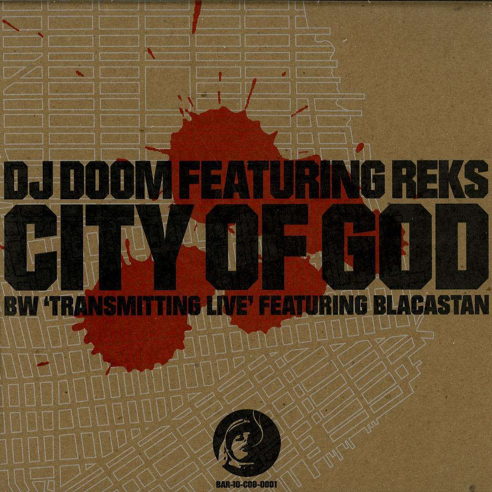 DJ Doom ft. Reks - CITY OF GOD
