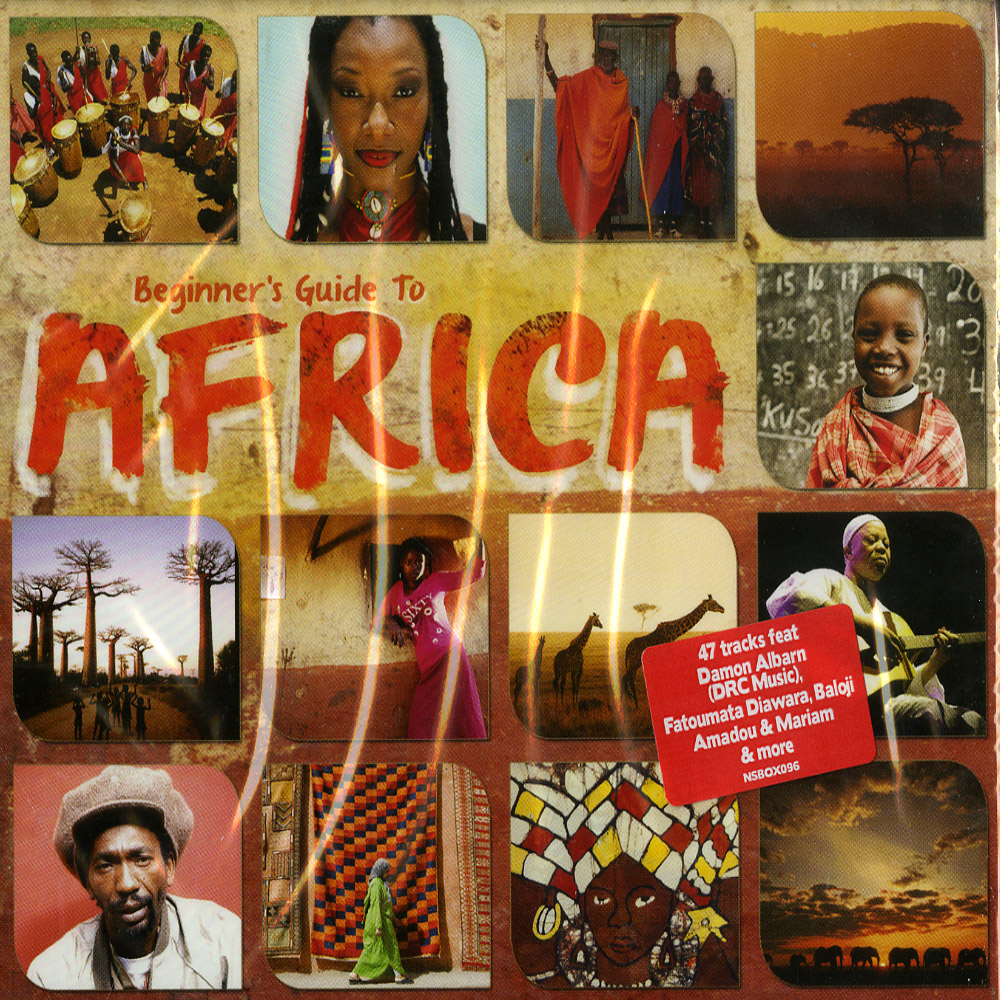 Various Artists - BEGINNERS GUIDE TO AFRICA
