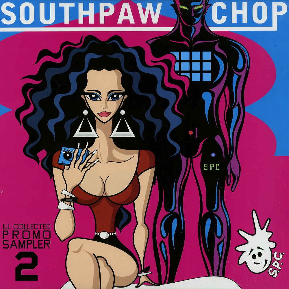 Southpawchop - ILL COLLECTED PROMO SAMPLER 2