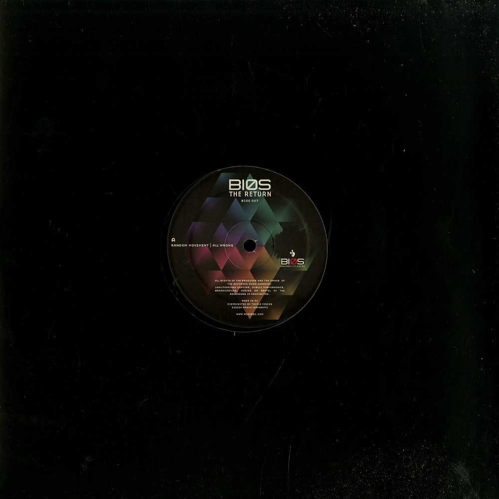 Random Movement / Locksmith / Furney - THE RETURN LP