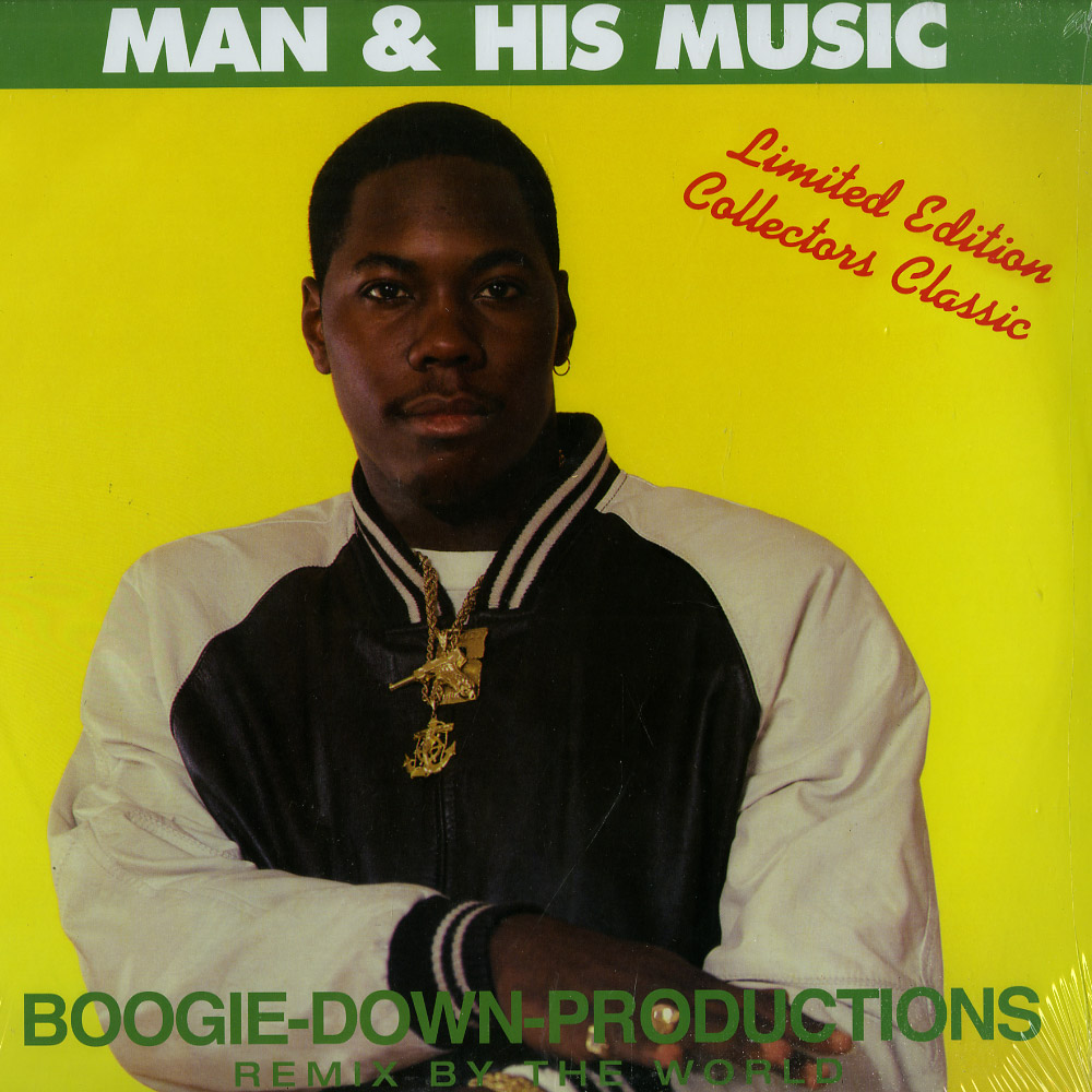 Boogie Down - MAN AND HIS MUSIC