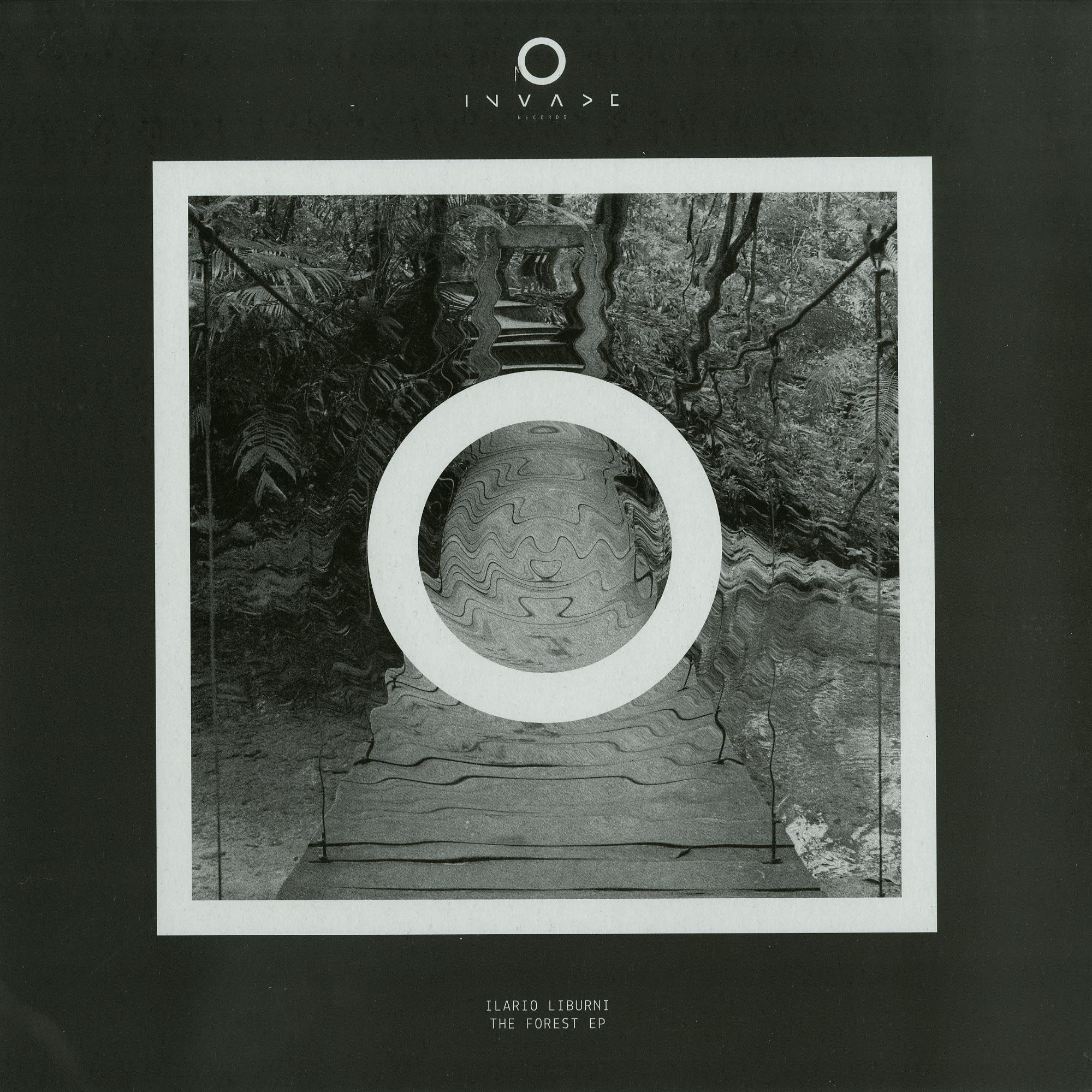 Ilario Liburni - THE FOREST EP
