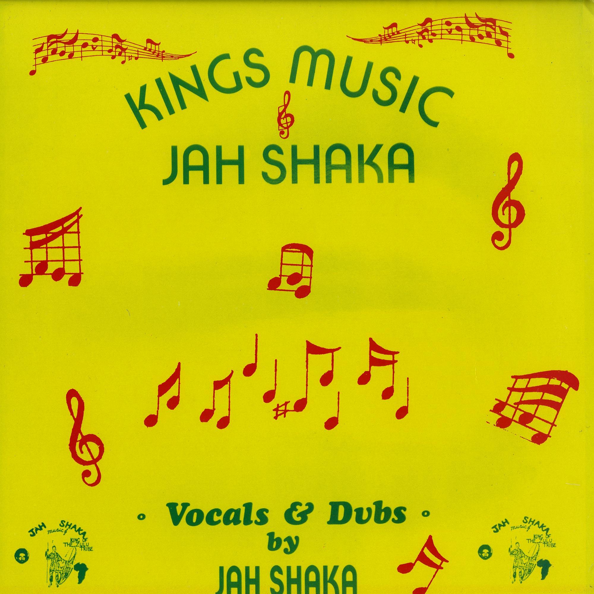 Jah Shaka - KINGS OF MUSIC