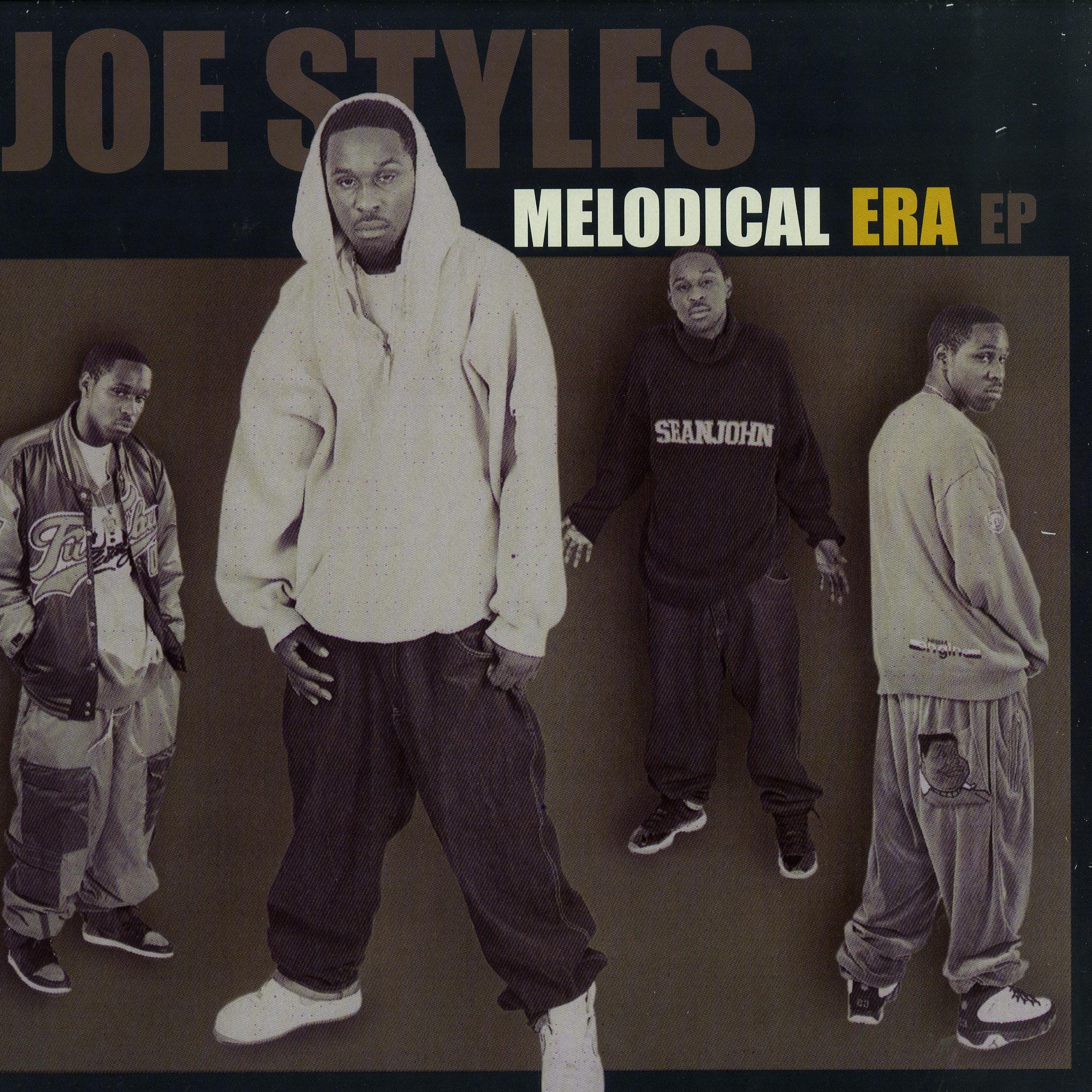 Joe Styles - MELODICAL ERA EP
