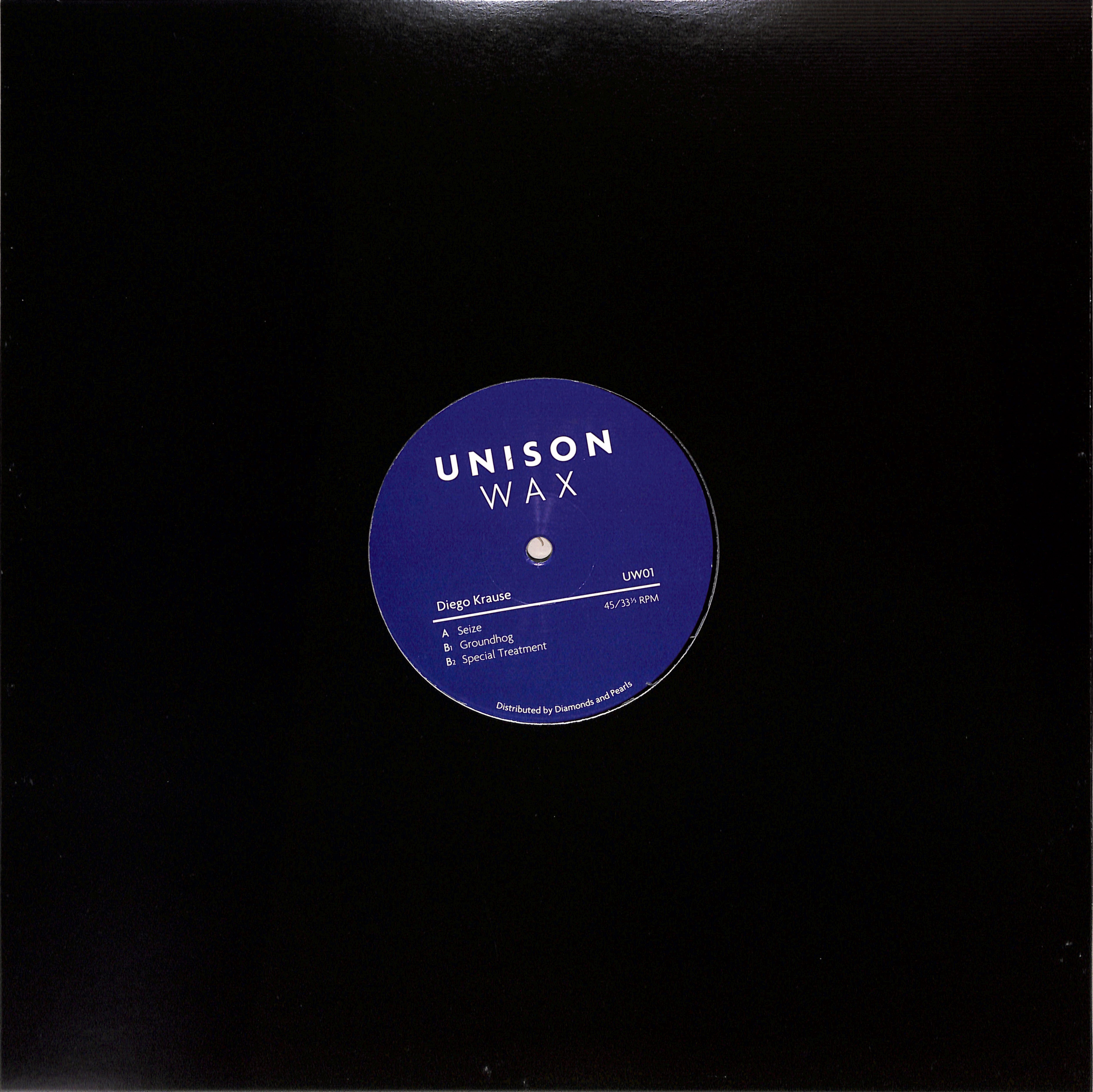 Diego Krause - UNISON WAX 01