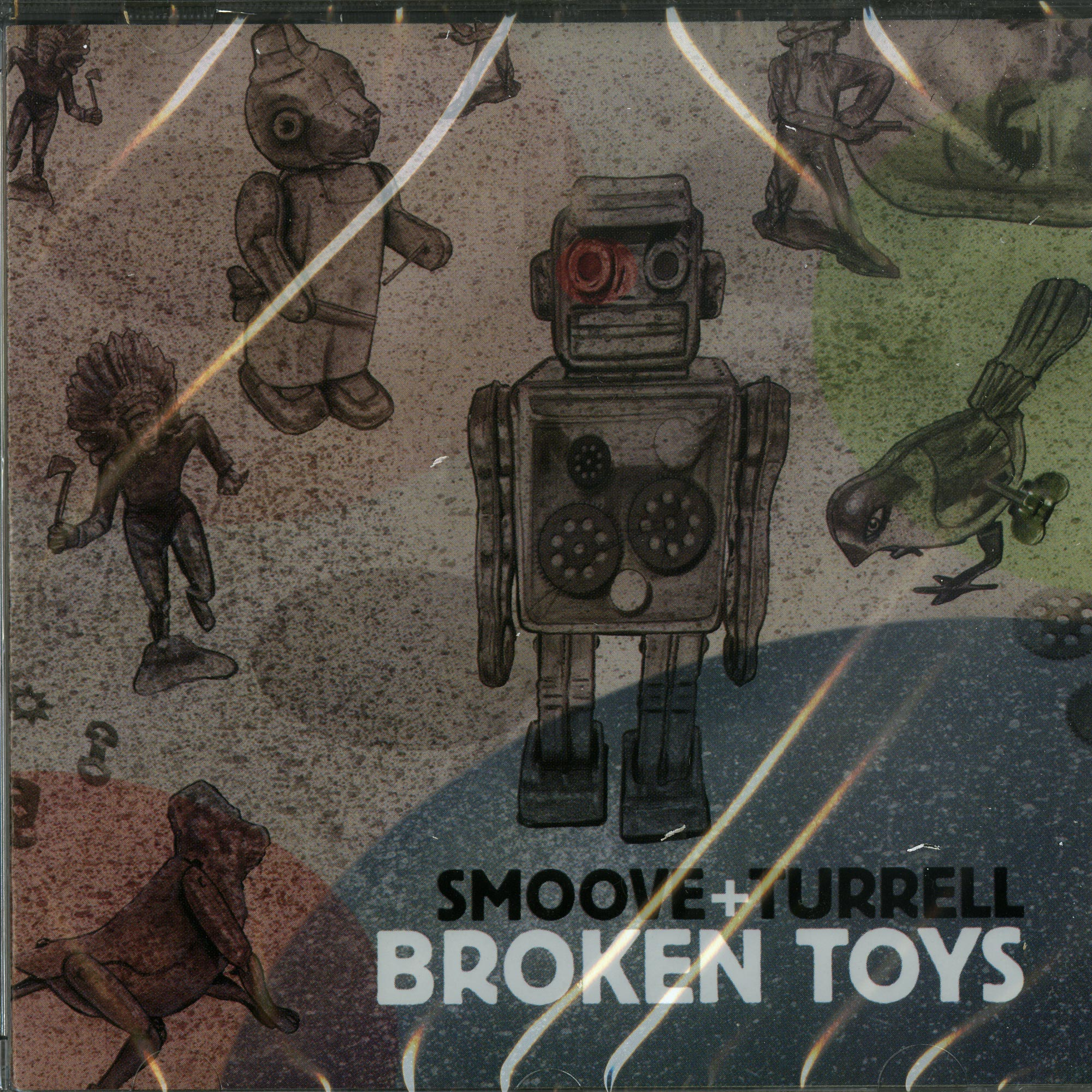 Smoove & Turrell - BROKEN TOYS