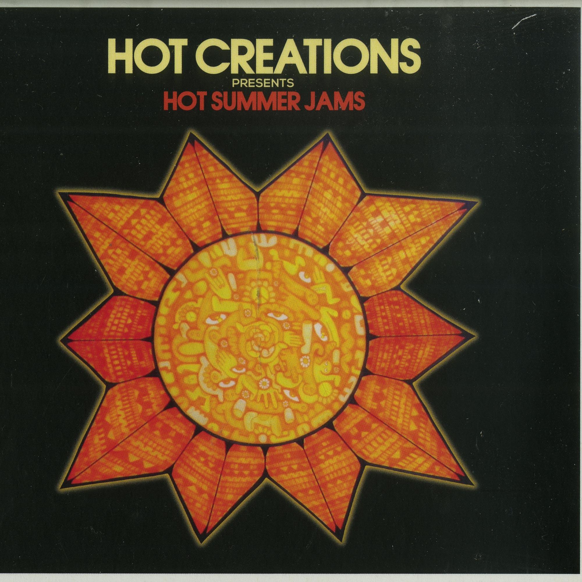 Various Artists - HOT SUMMER JAMS