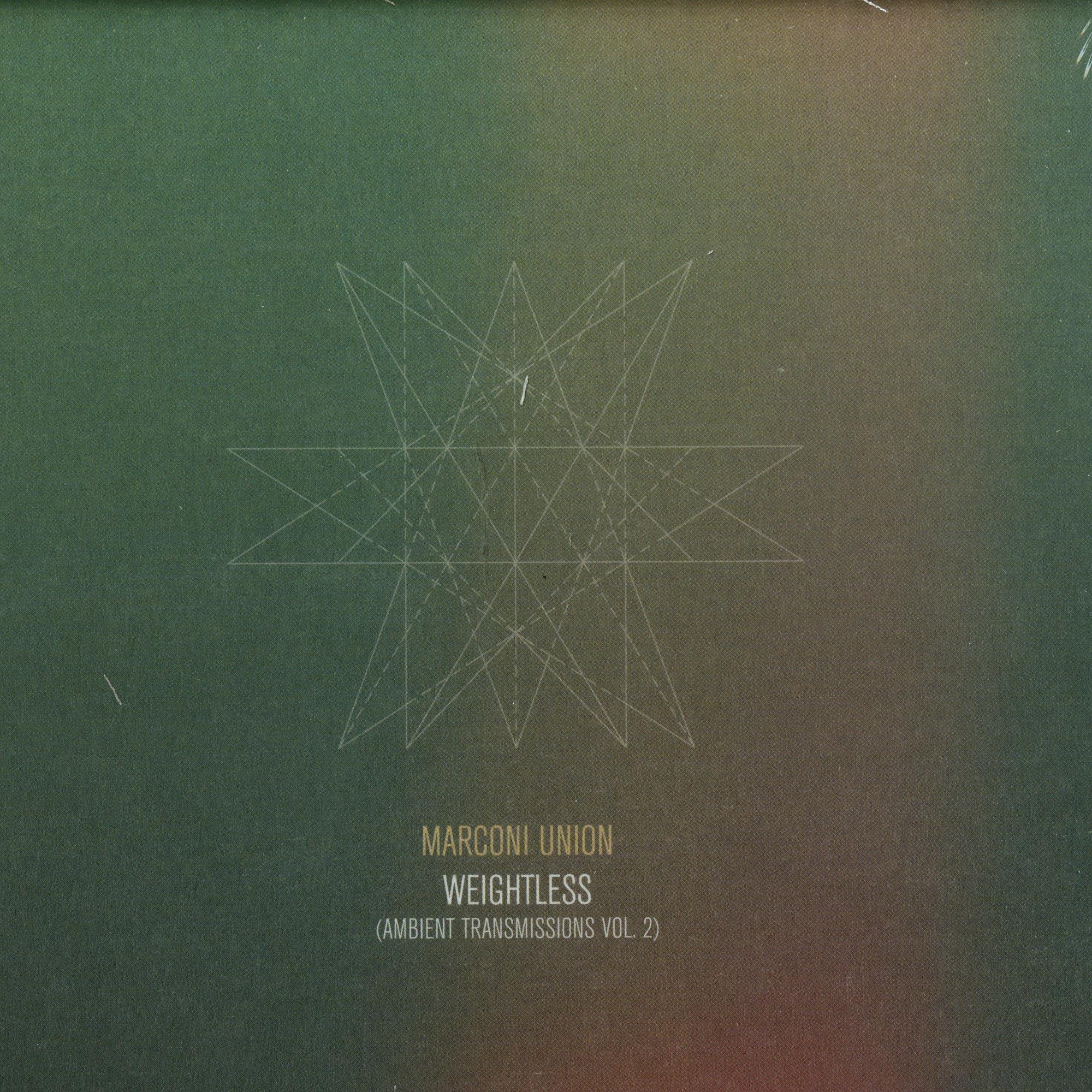 Marconi Union - WEIGHTLESS