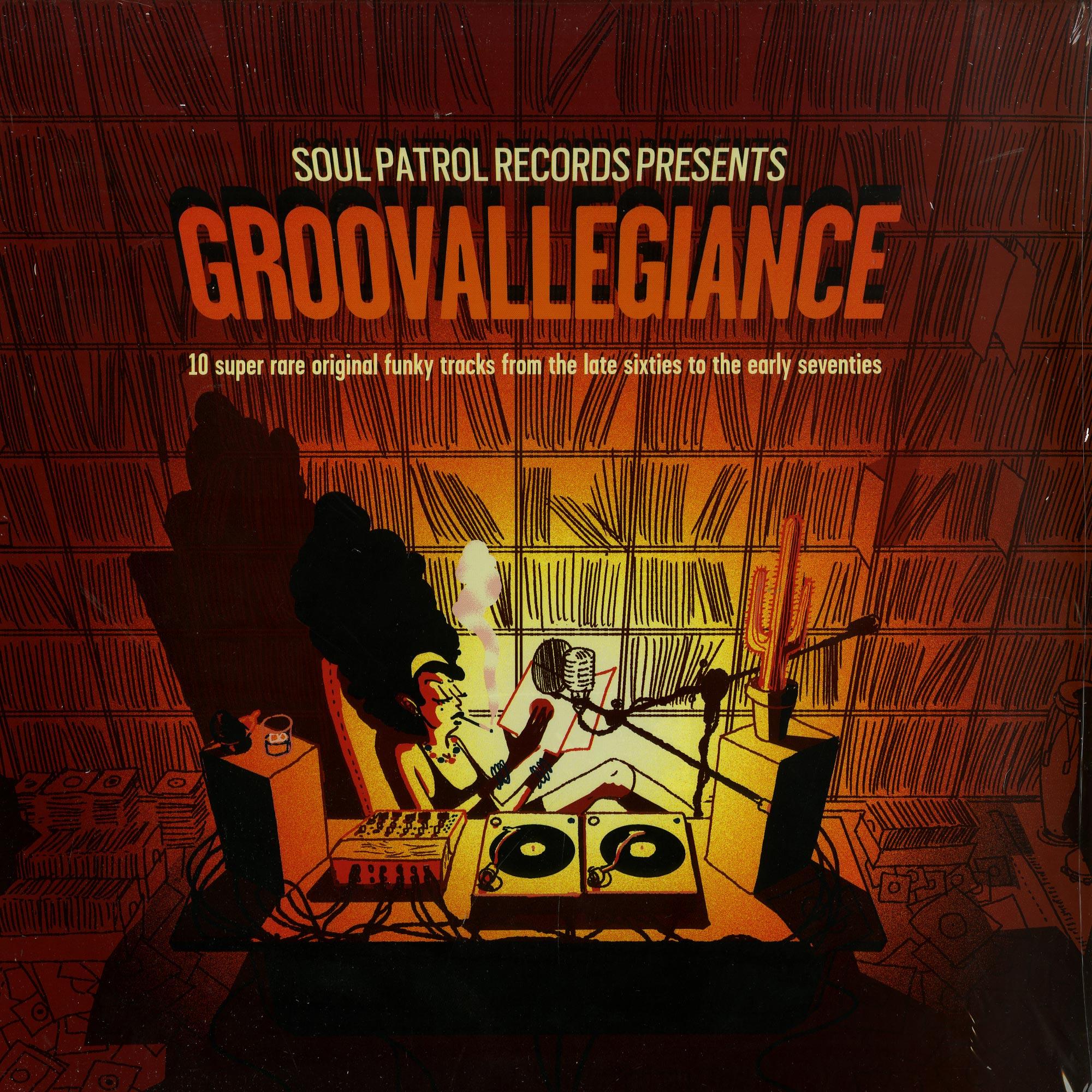 Various Artists - GROOVALLEGIANCE