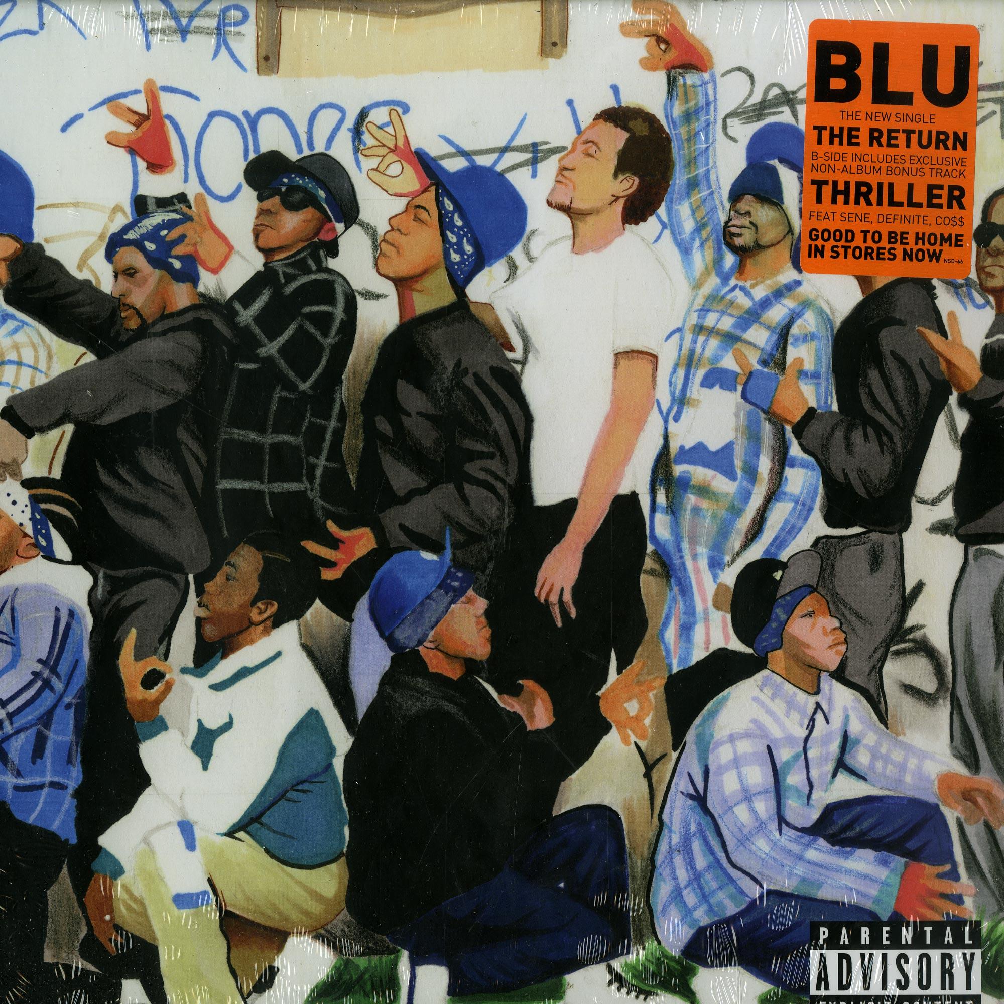 Blu - THE RETURN